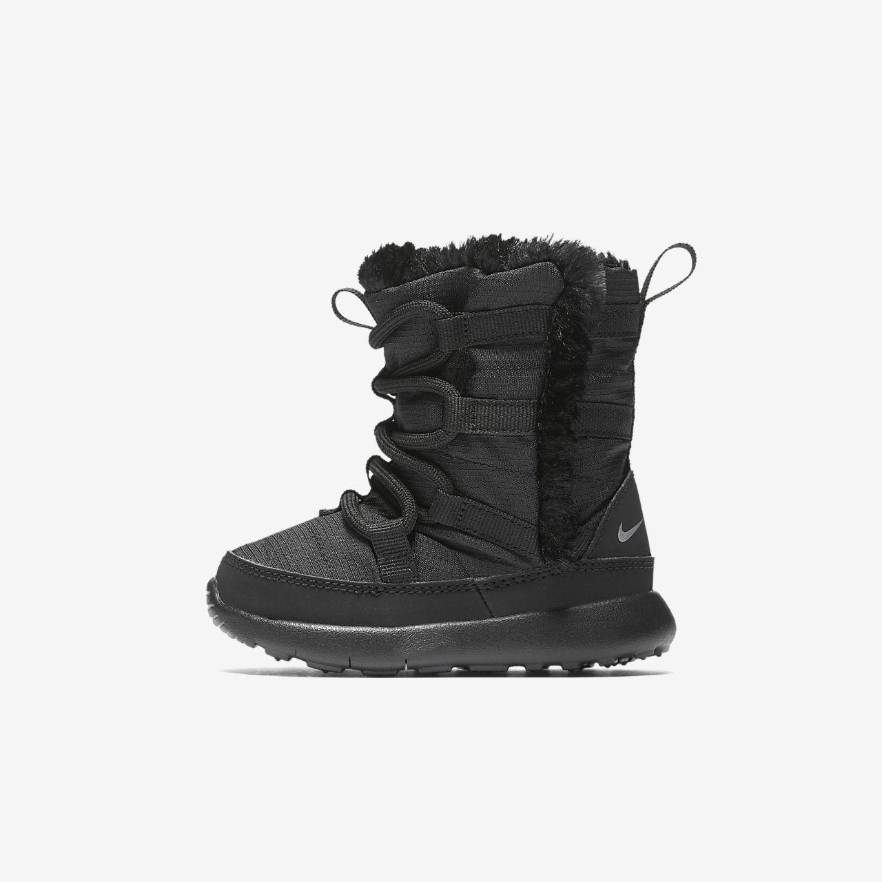 da5643523f Nike Roshe One Hi InfantToddler SneakerBoot ...
