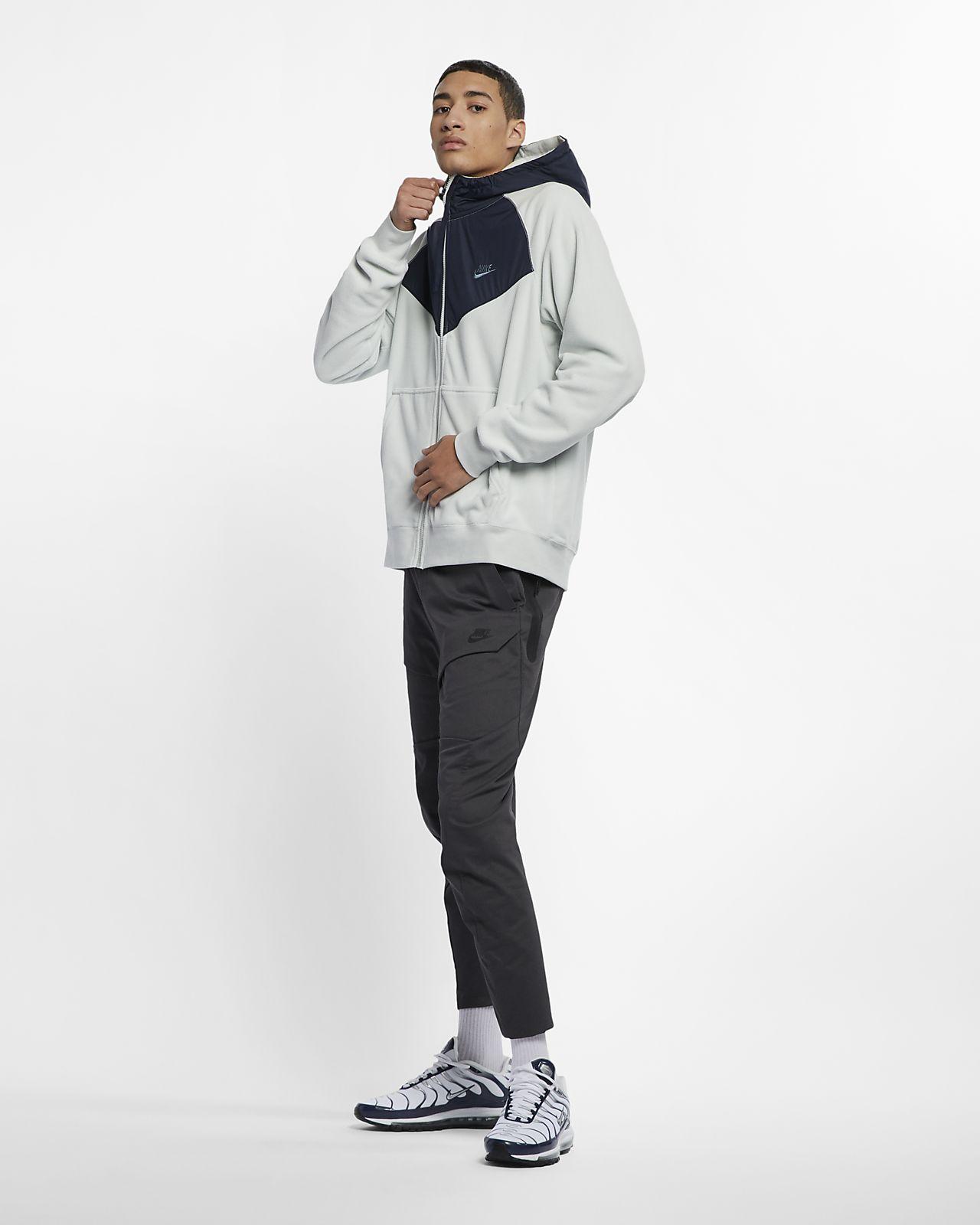 63767a3f17b497 Nike Sportswear Men s Full-Zip Hoodie. Nike.com