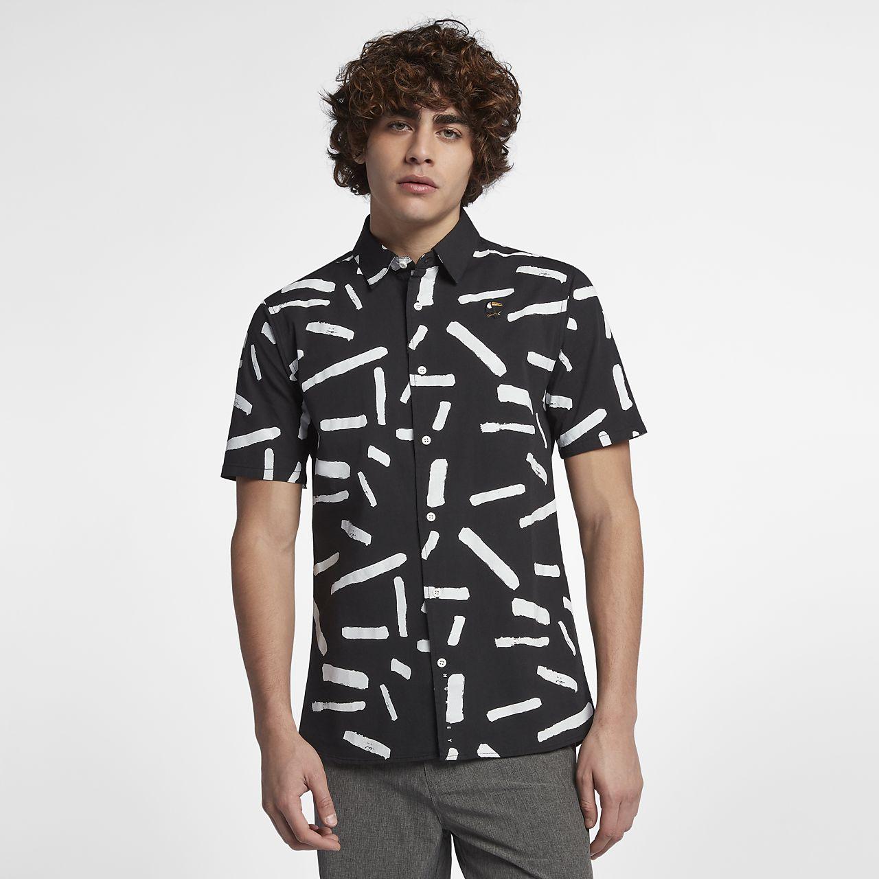 Hurley Bowie Men's Short Sleeve Shirt