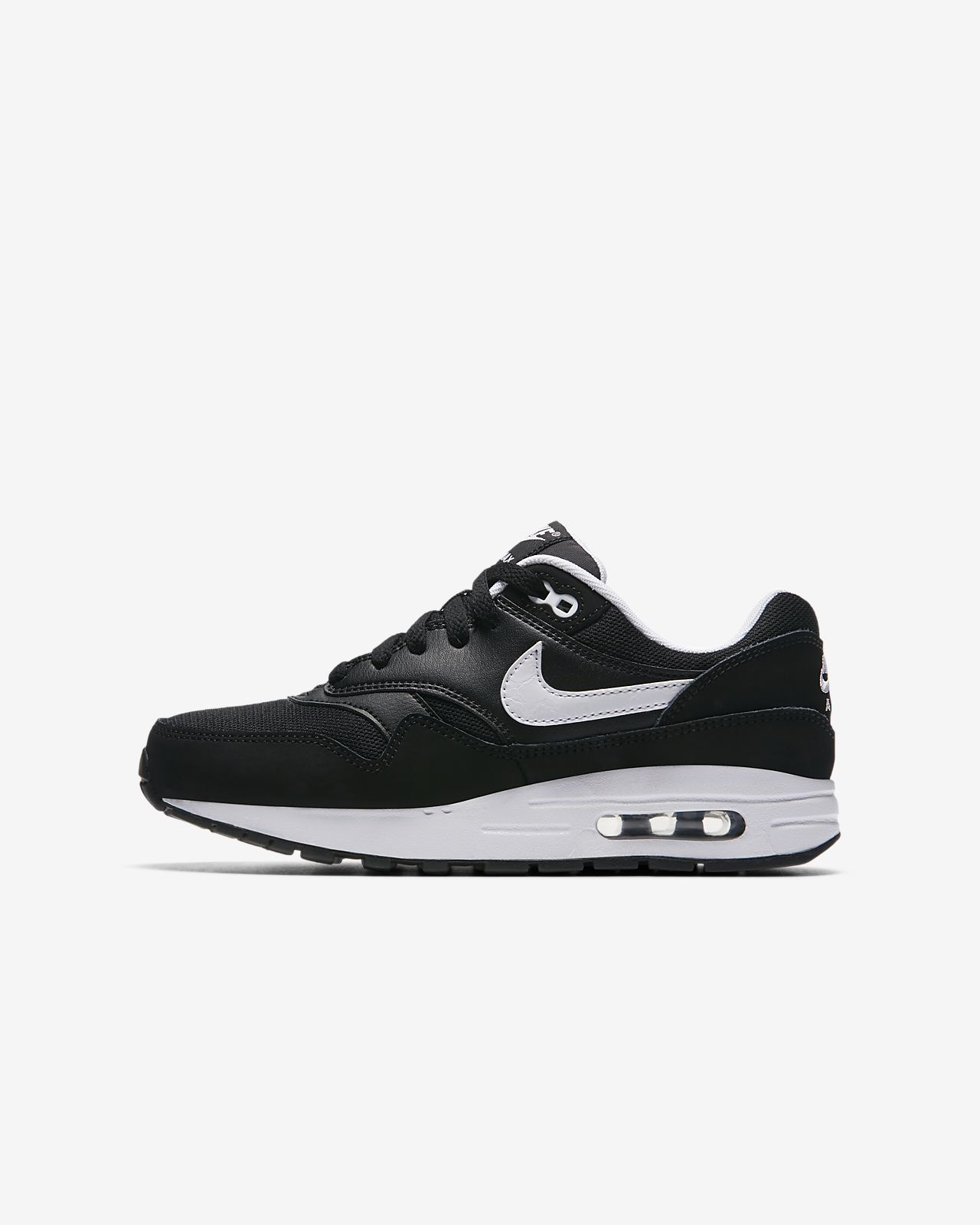online store ada46 fdb98 ... Nike Air Max 1 Older Kids  Shoe