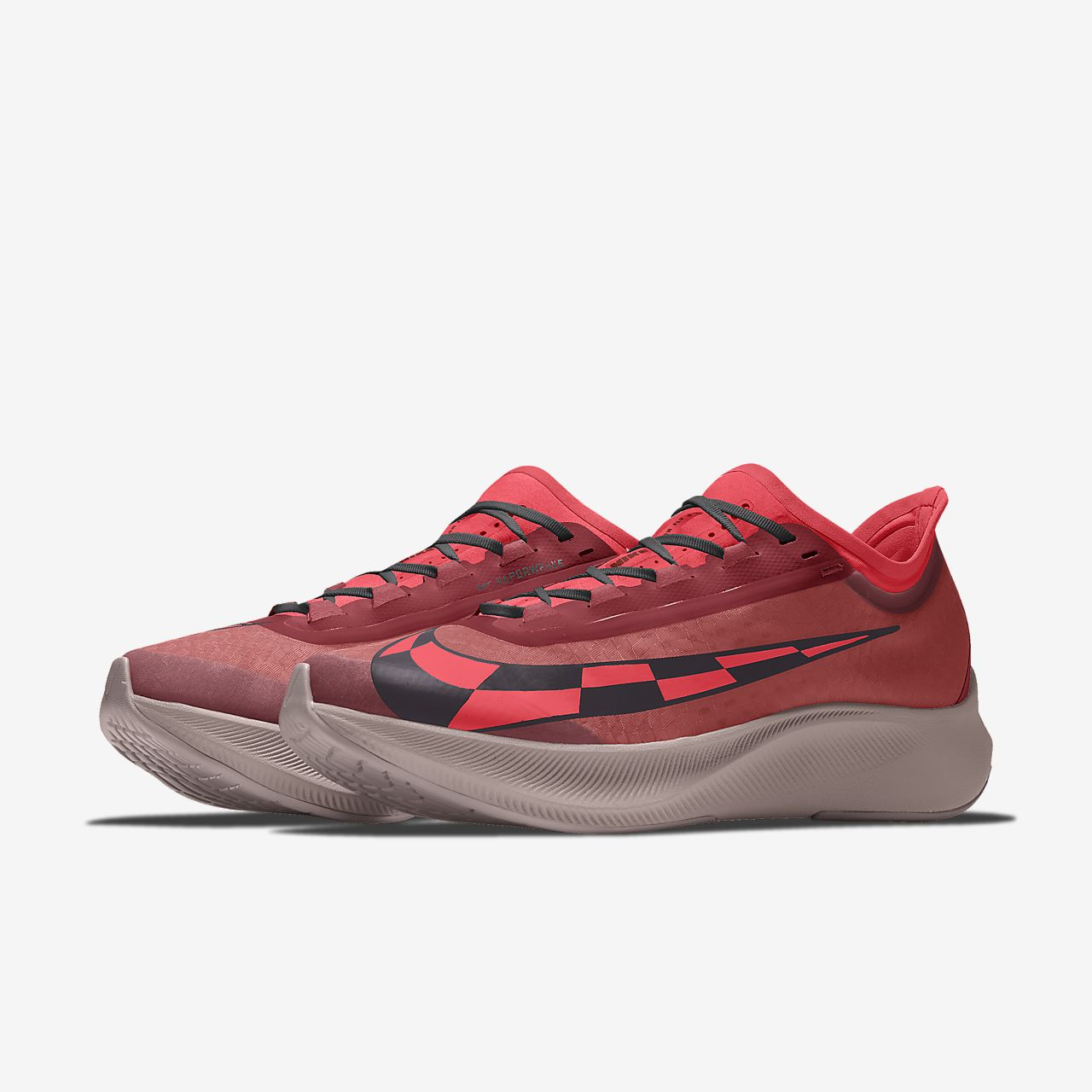Scarpa da running personalizzabile Nike Zoom Fly 3 Premium By You
