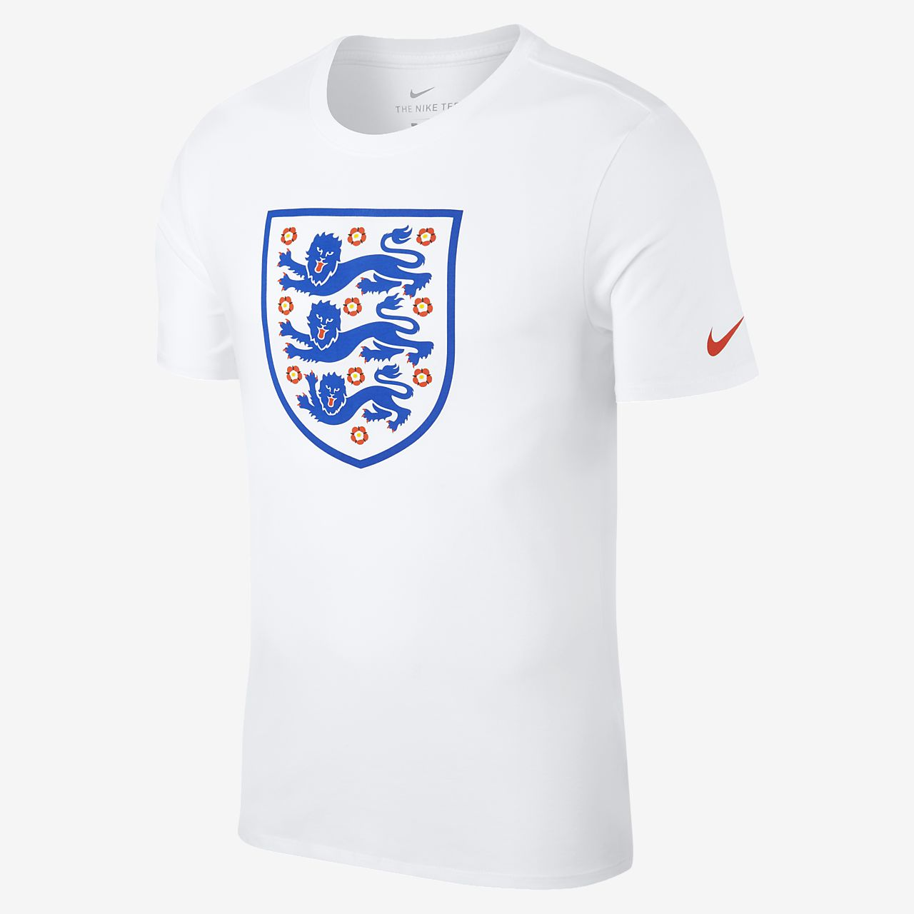 England crest men 39 s t shirt bg for Nike flyknit t shirt