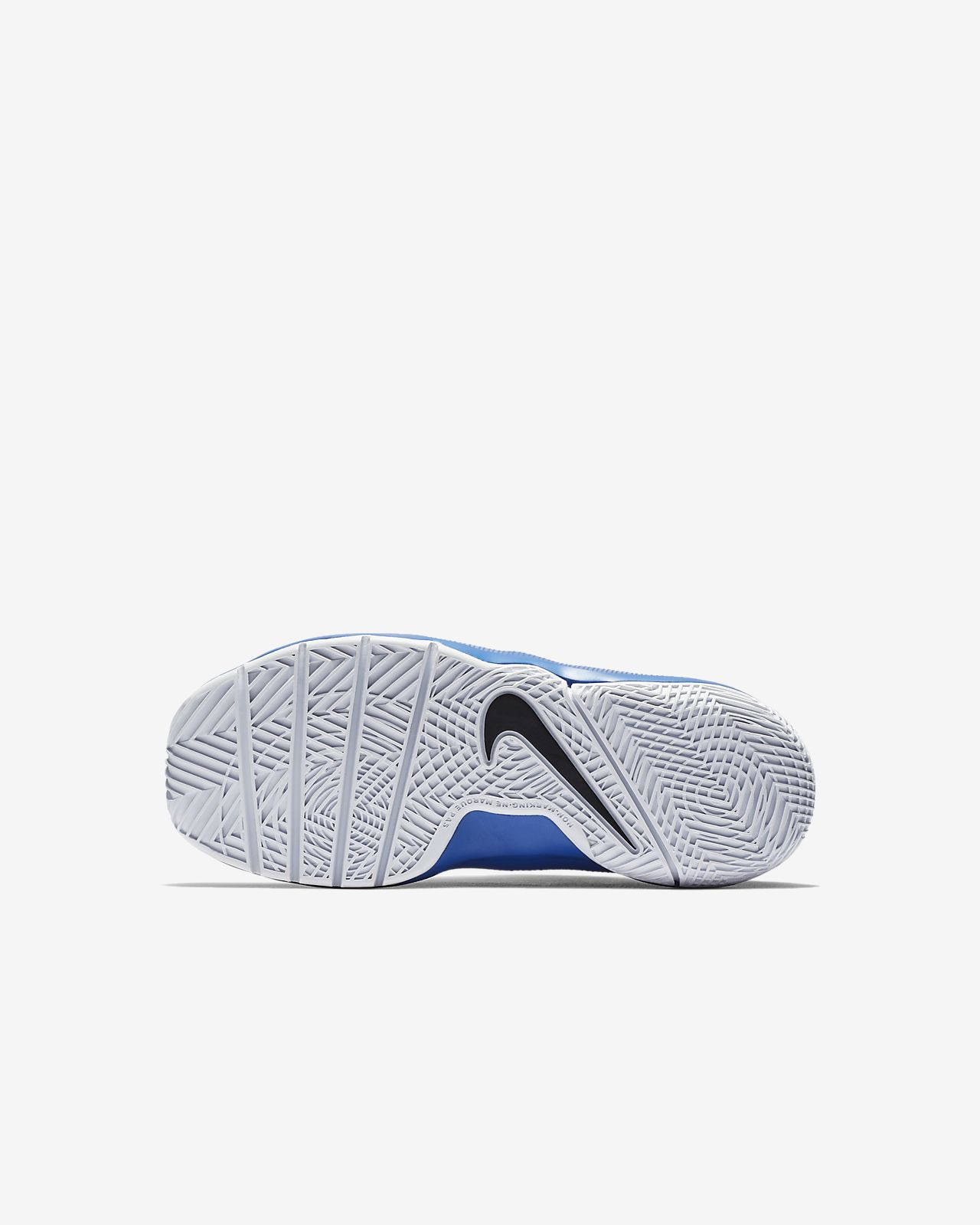 timeless design f1898 e6625 ... Nike Team Hustle Quick Little Kids  Shoe