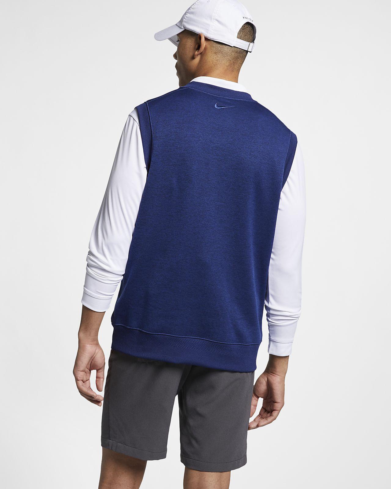 1b17cde4f Nike Dri-FIT Men's Golf Sweater Vest. Nike.com