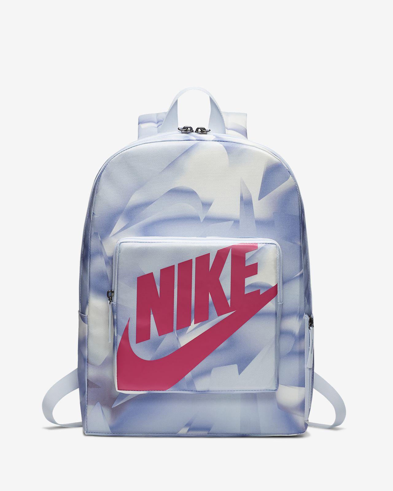 Ryggsäck med tryck Nike Classic för barn