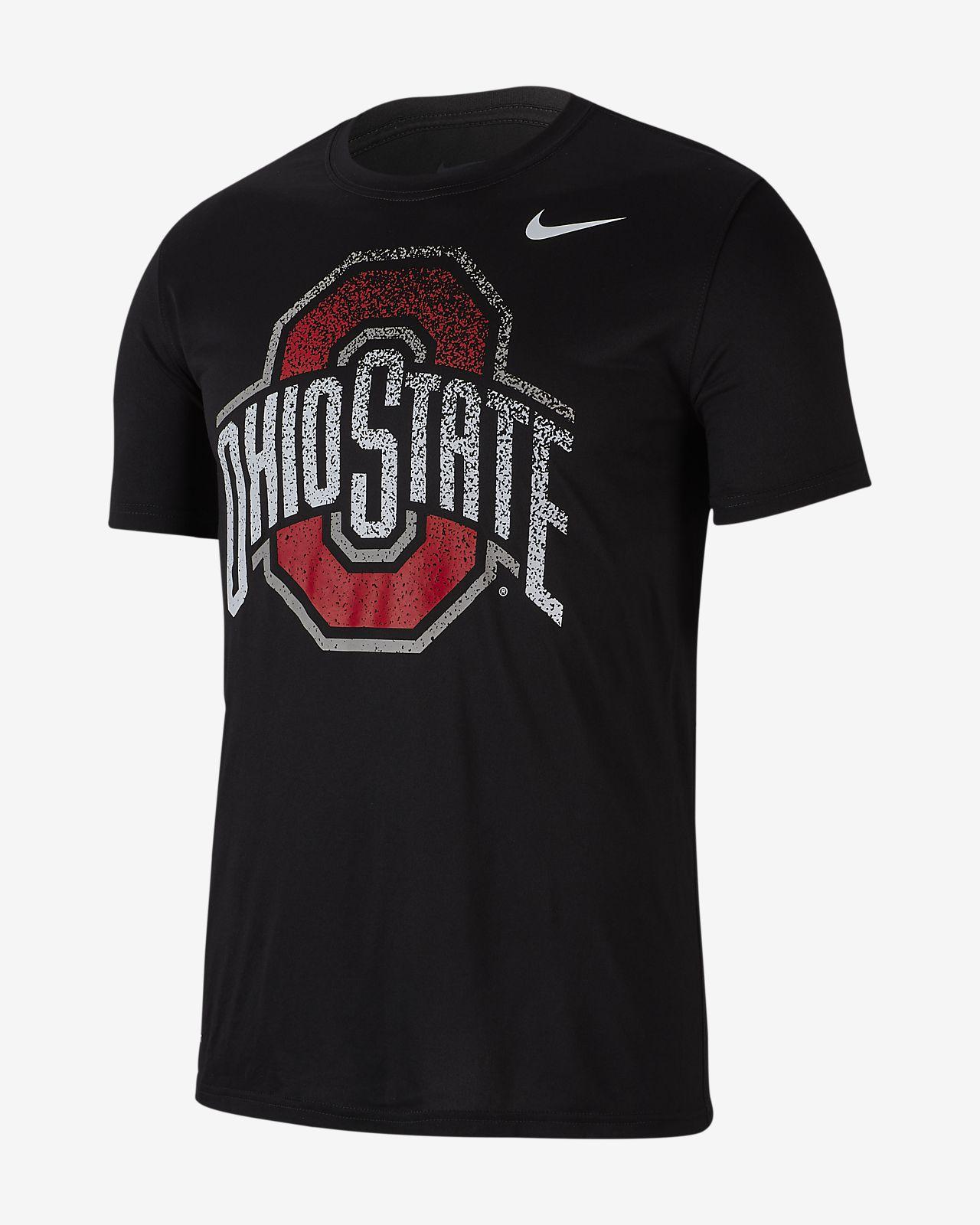 85e183f6 Nike Dri-FIT Legend (Ohio State) Men's Short-Sleeve T-Shirt. Nike.com