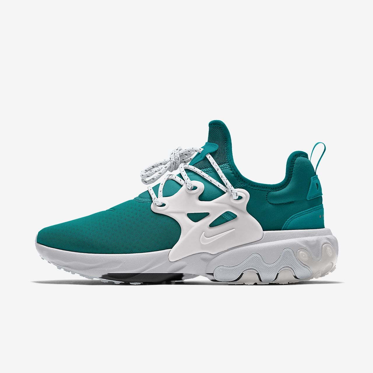 Nike React Presto By You Custom Women's Shoe