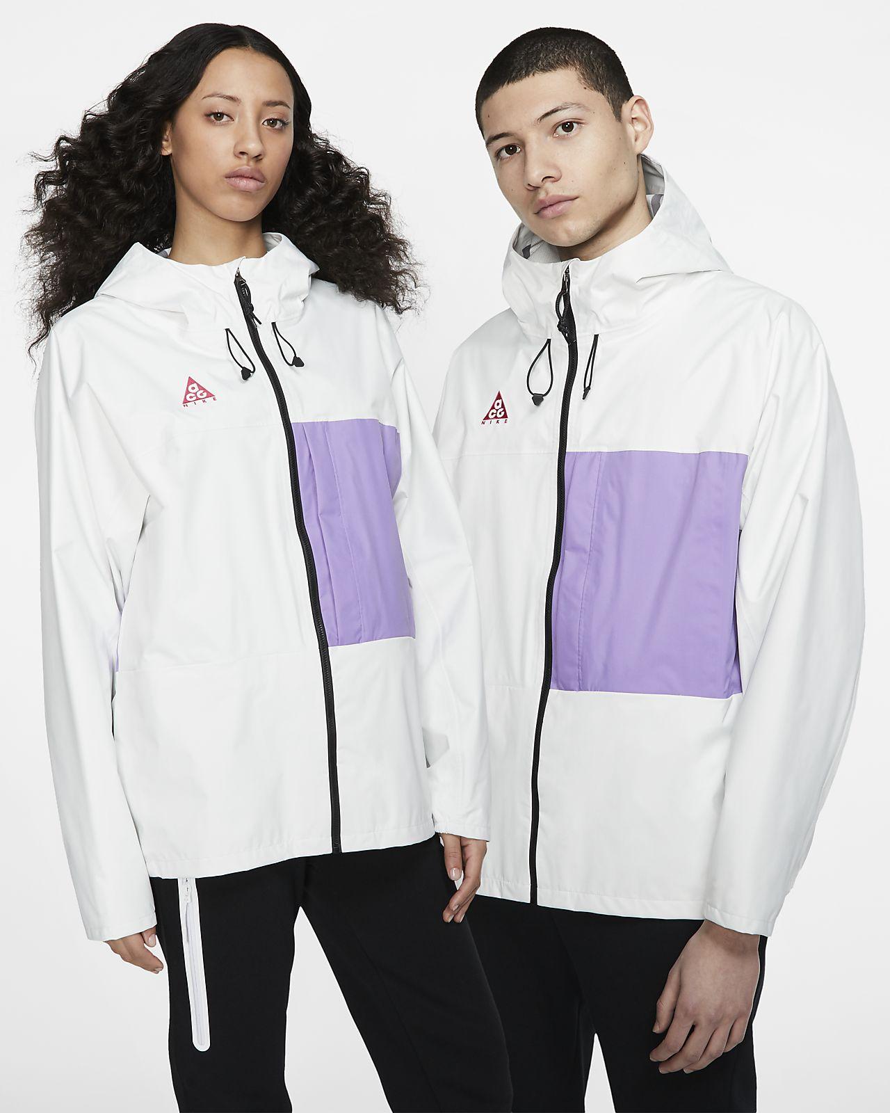 Łatwa do spakowania kurtka przeciwdeszczowa Nike ACG