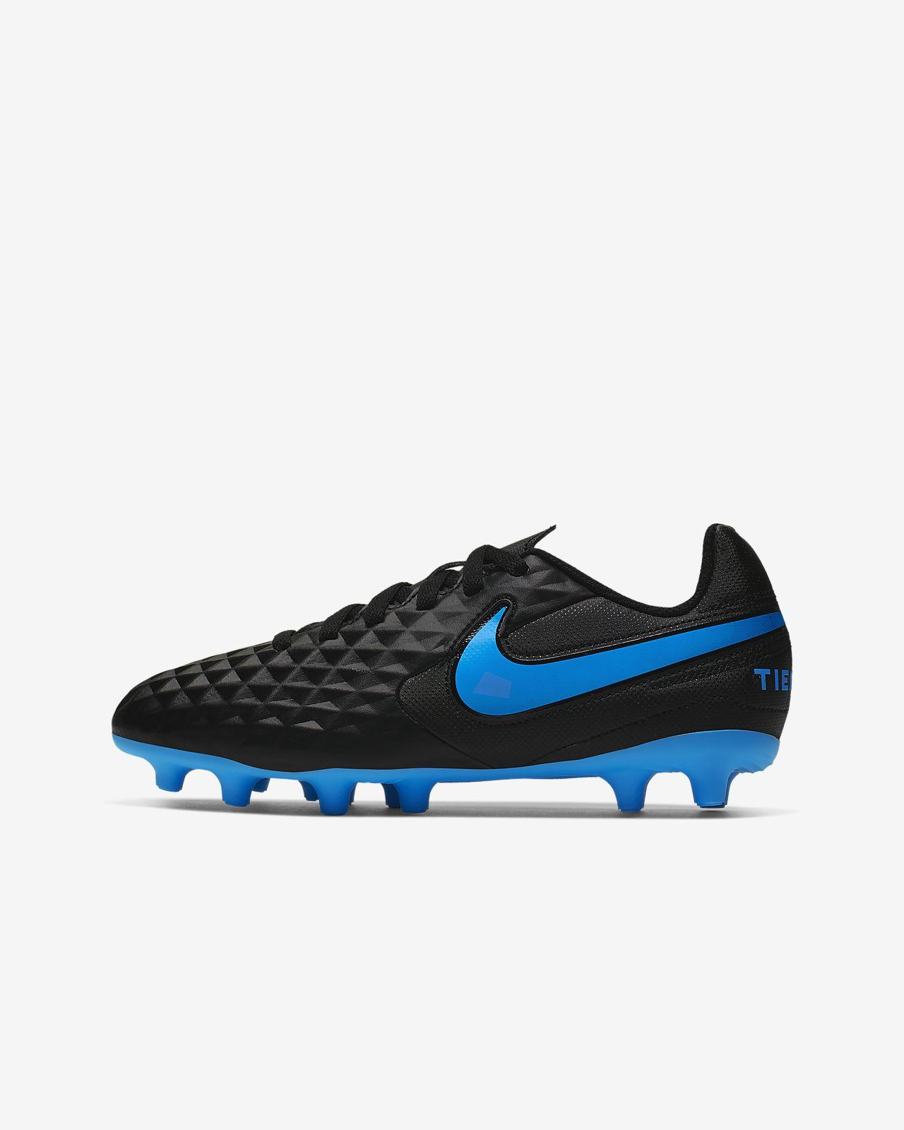 Fotbollssko för varierat underlag Nike Jr. Tiempo Legend 8 Club MG för ungdom