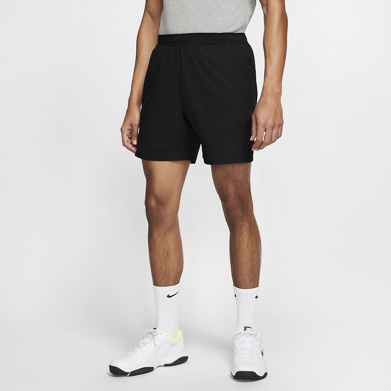 aa6ae6868 NikeCourt Dri-FIT Men's Tennis Shorts. Nike.com