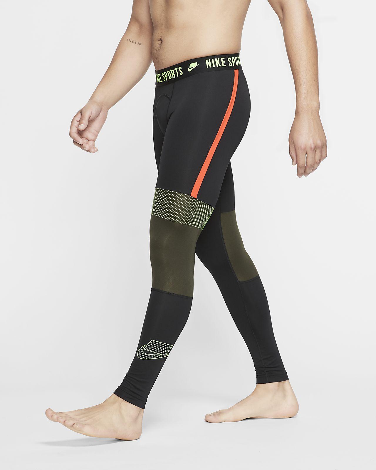 Legginsy męskie Nike Pro Sport Clash