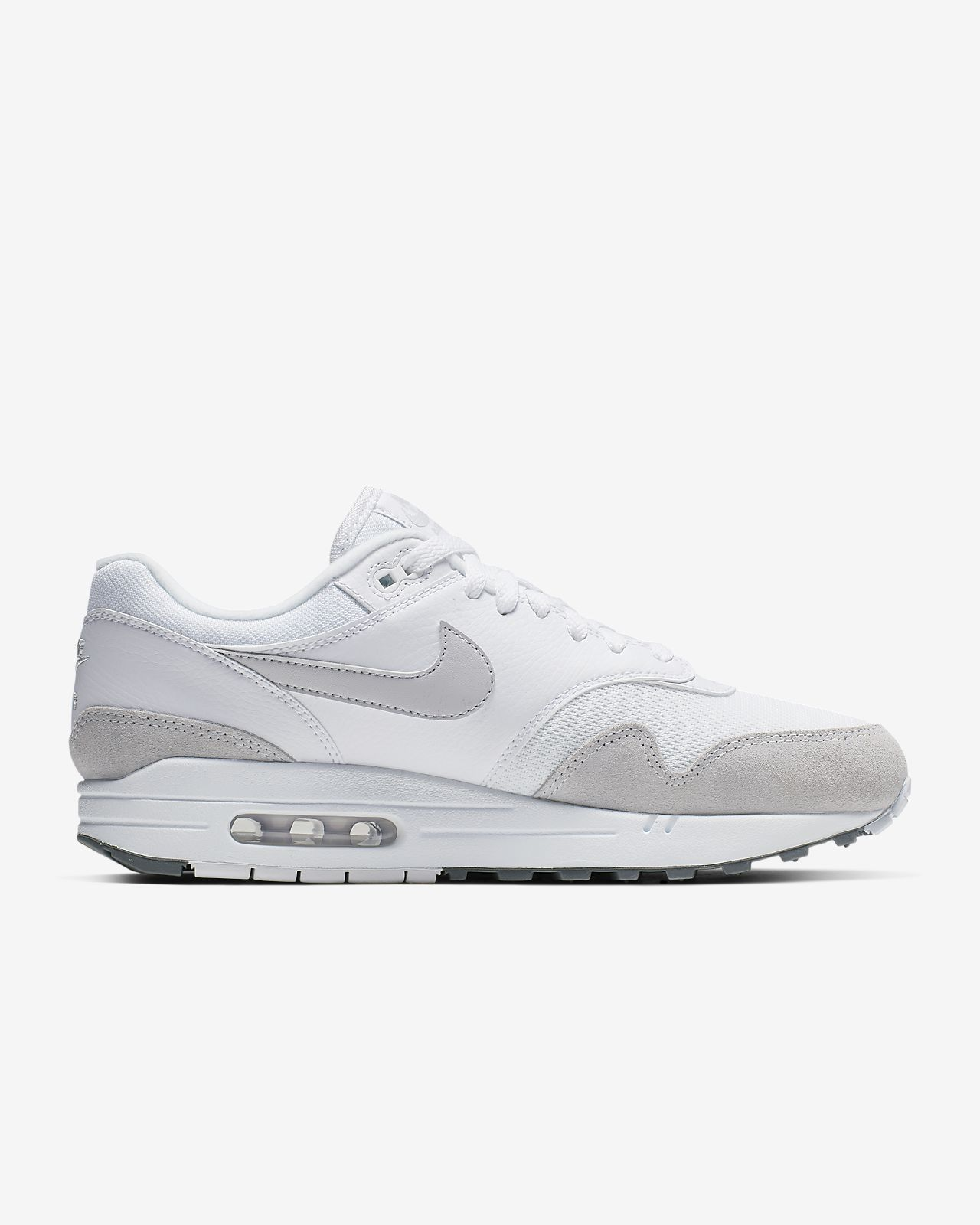 best service 831a8 27c2a ... Nike Air Max 1 Men s Shoe