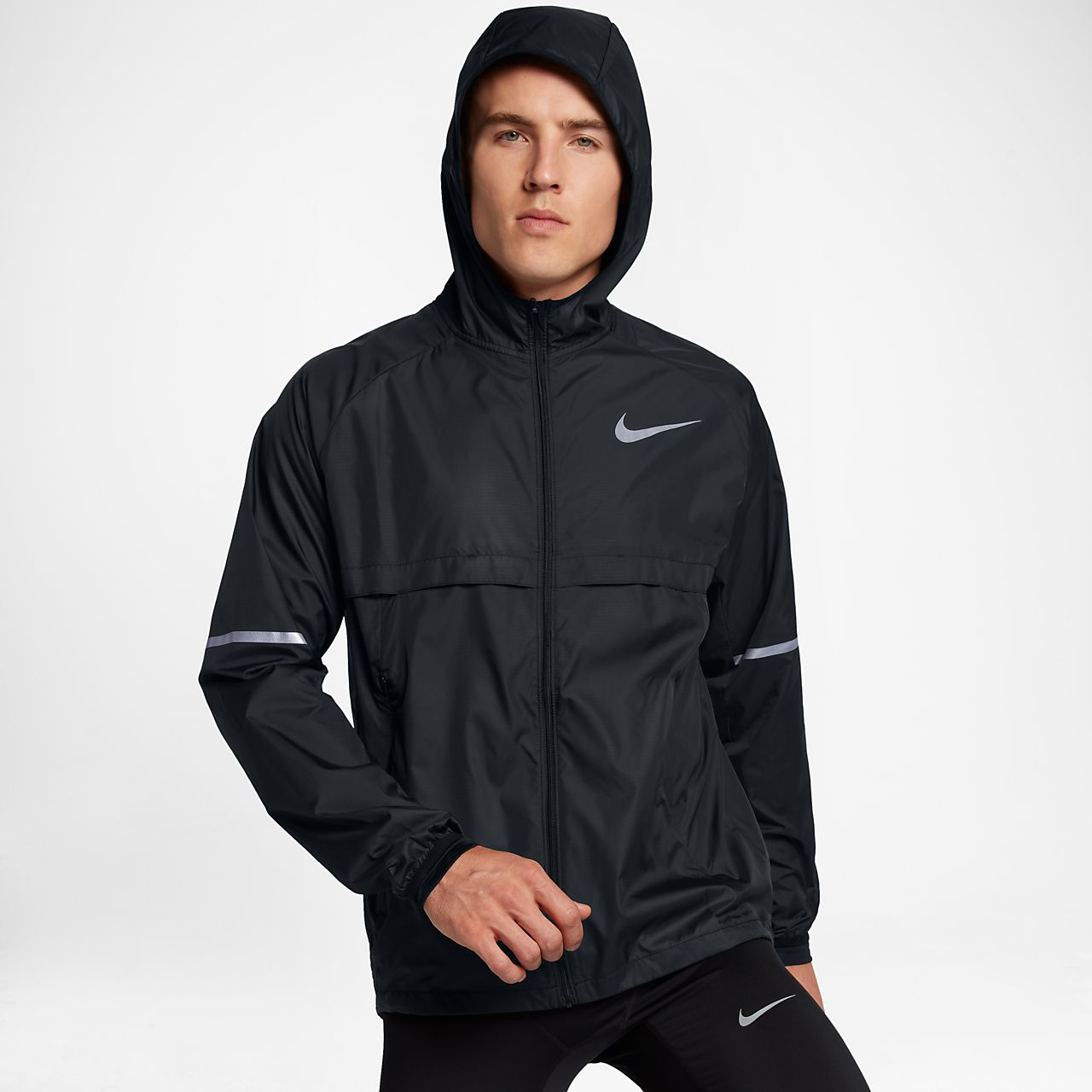 ... Nike Shield Men's Running Jacket