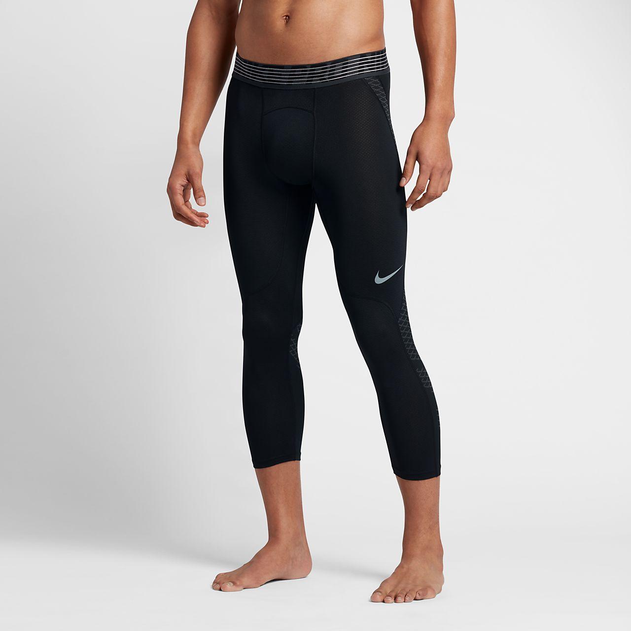 ... Nike Pro HyperCool Men's 3/4 Training Tights