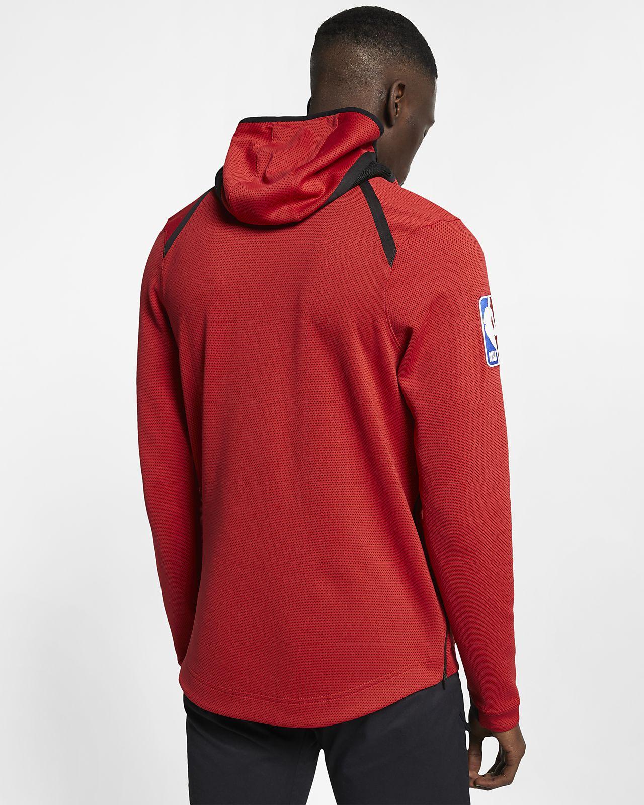 e5297bdc4300 Chicago Bulls Nike Therma Flex Showtime Men s NBA Hoodie. Nike.com