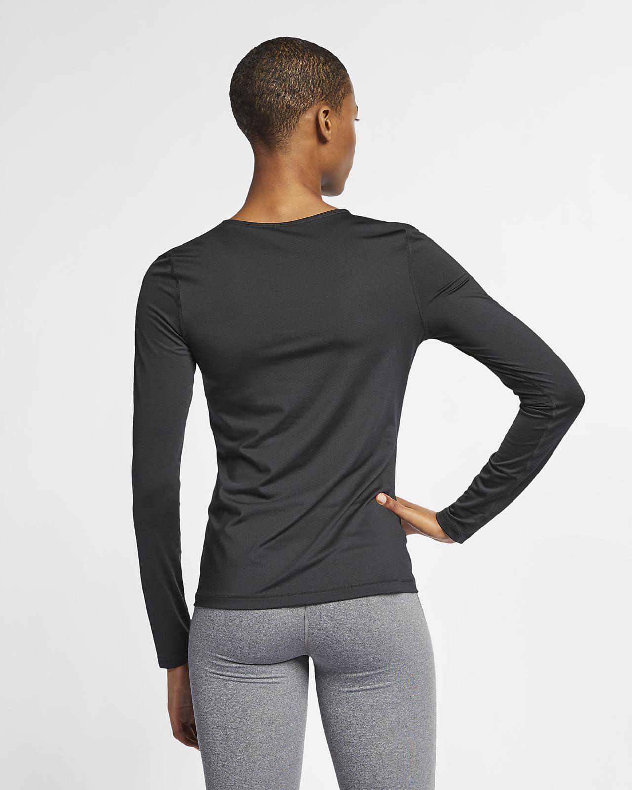 Maglia a manica lunga Nike Air Donna. Nike CH