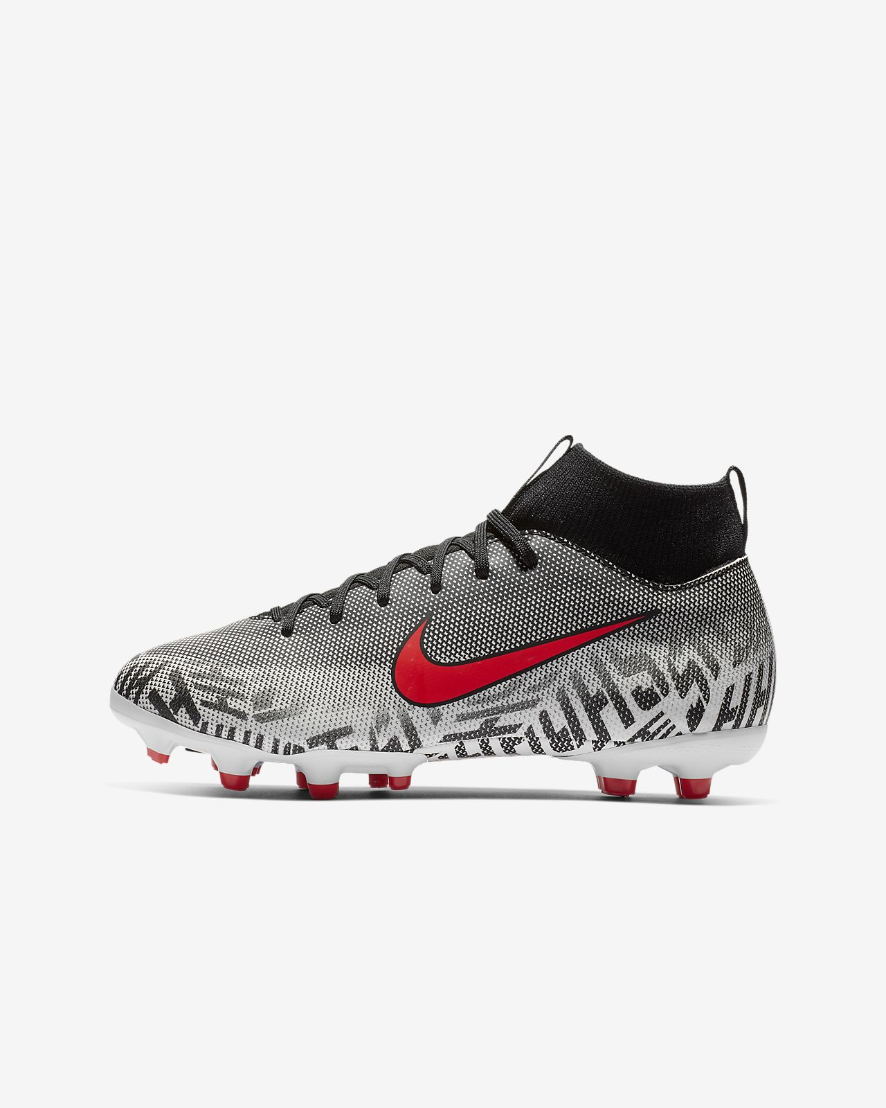 cbf7aca1f33 Nike Jr. Mercurial Superfly VI Academy Neymar Jr. Younger Older Kids ...