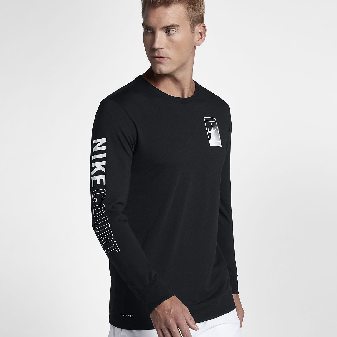 nike court tshirt