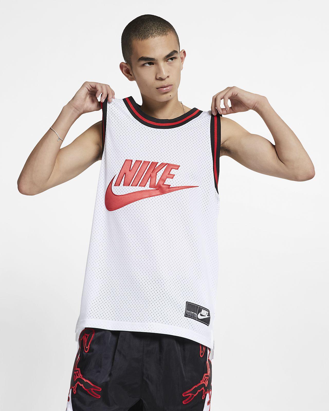 Canotta in mesh Nike Sportswear - Uomo
