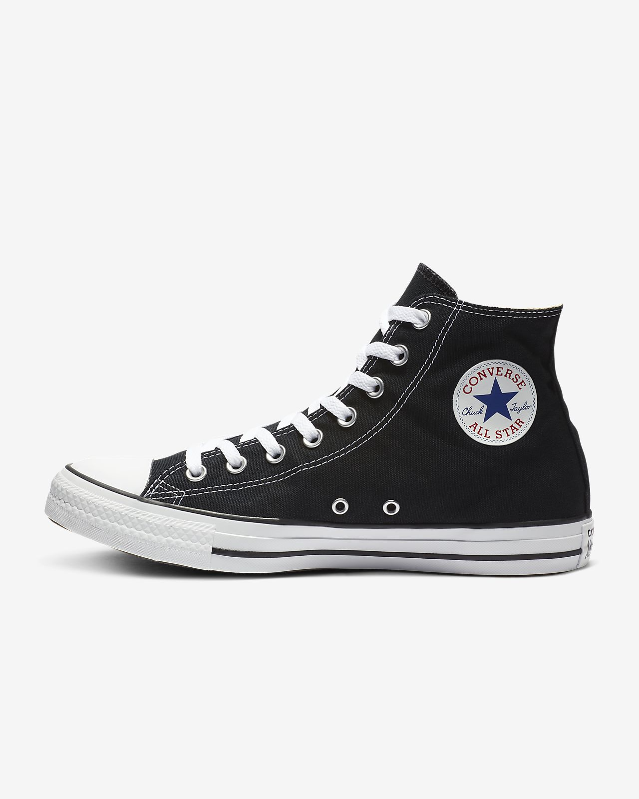 converse all star hi blancas