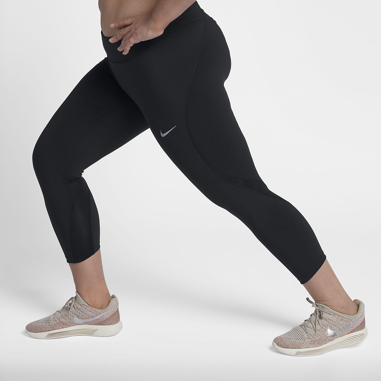 Nike Epic Lux (Plus Size) Women's Running Crops