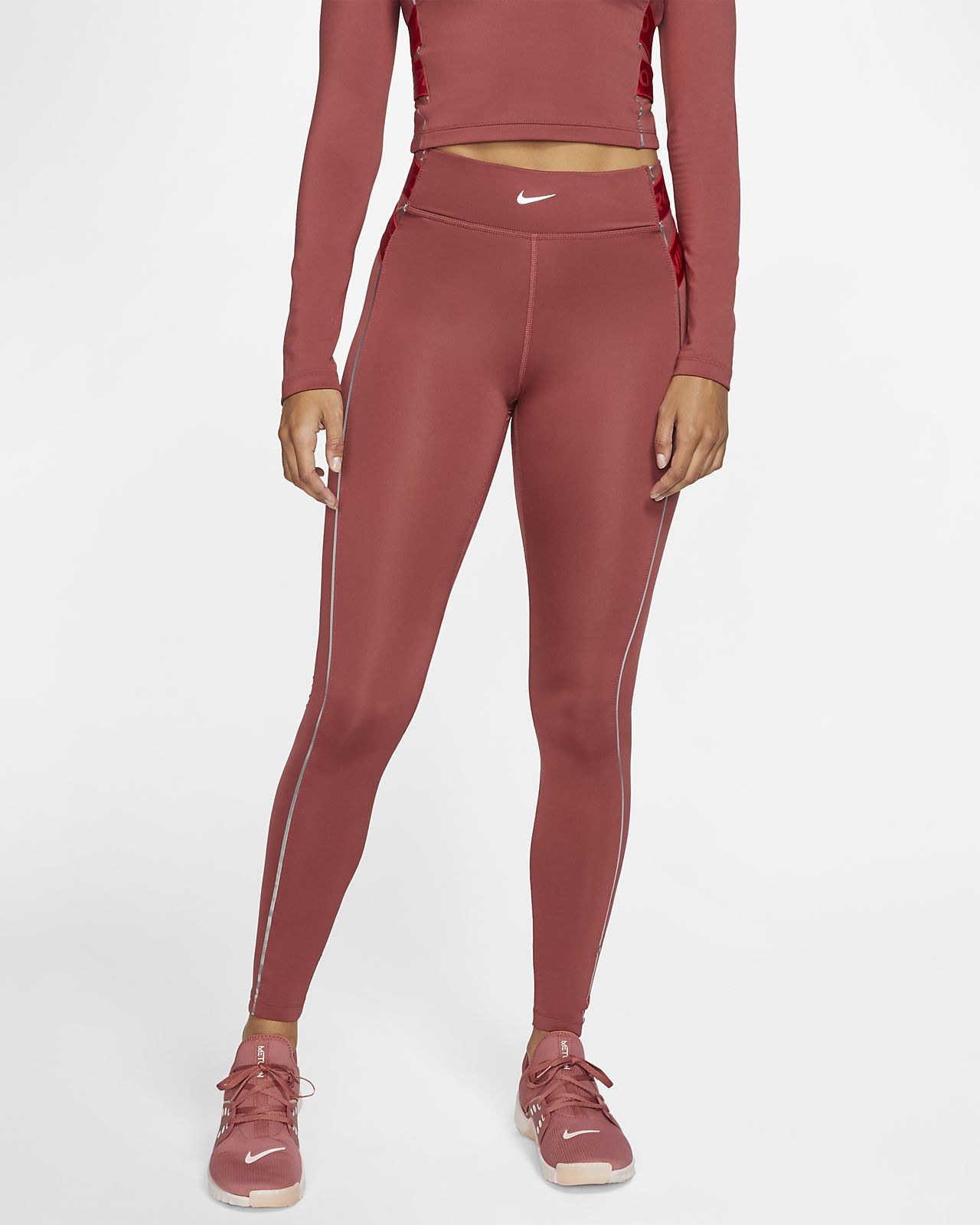 Tights Nike Pro HyperWarm para mulher