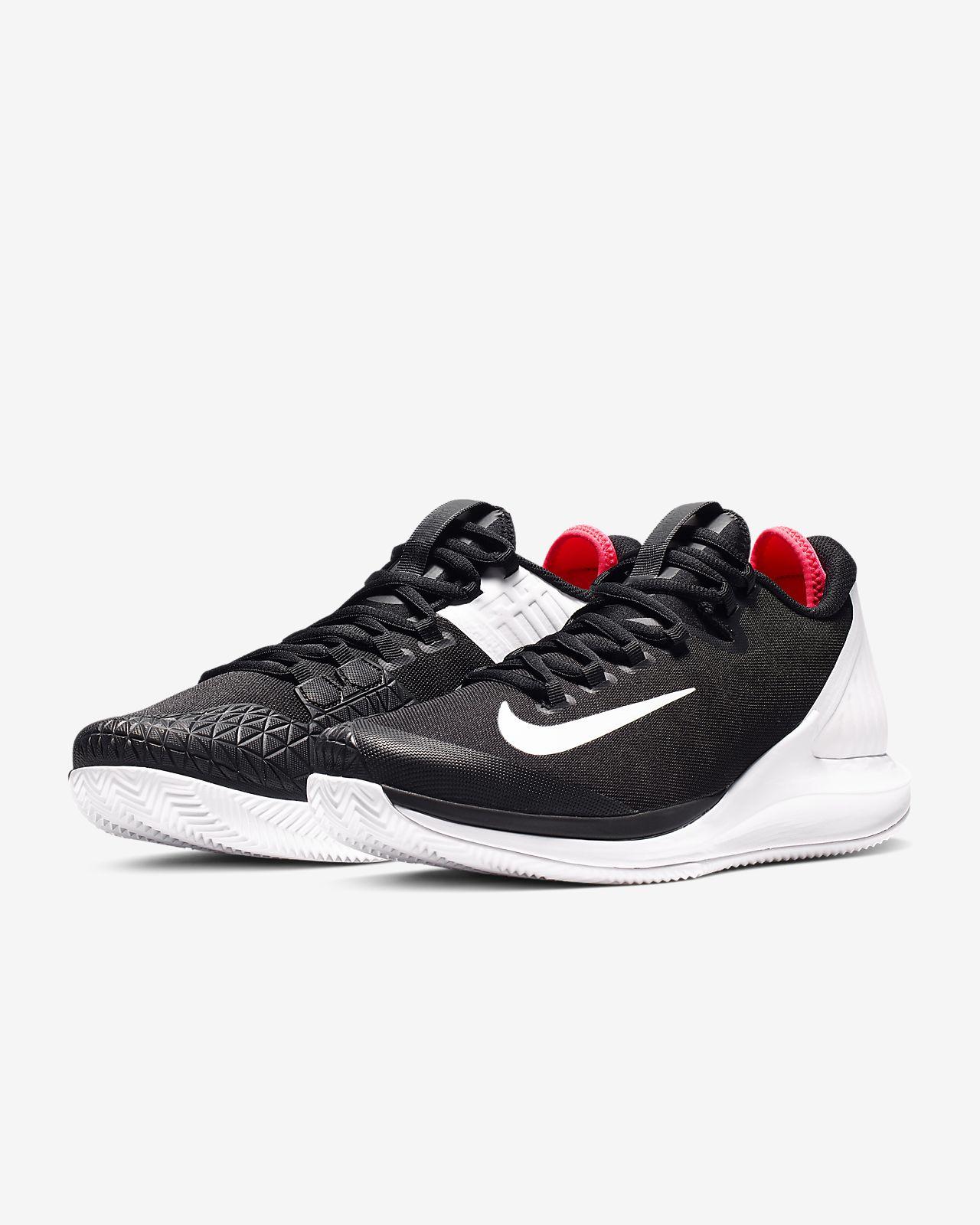 333b6ef06972 ... NikeCourt Air Zoom Zero Zapatillas de tenis para tierra batida - Hombre