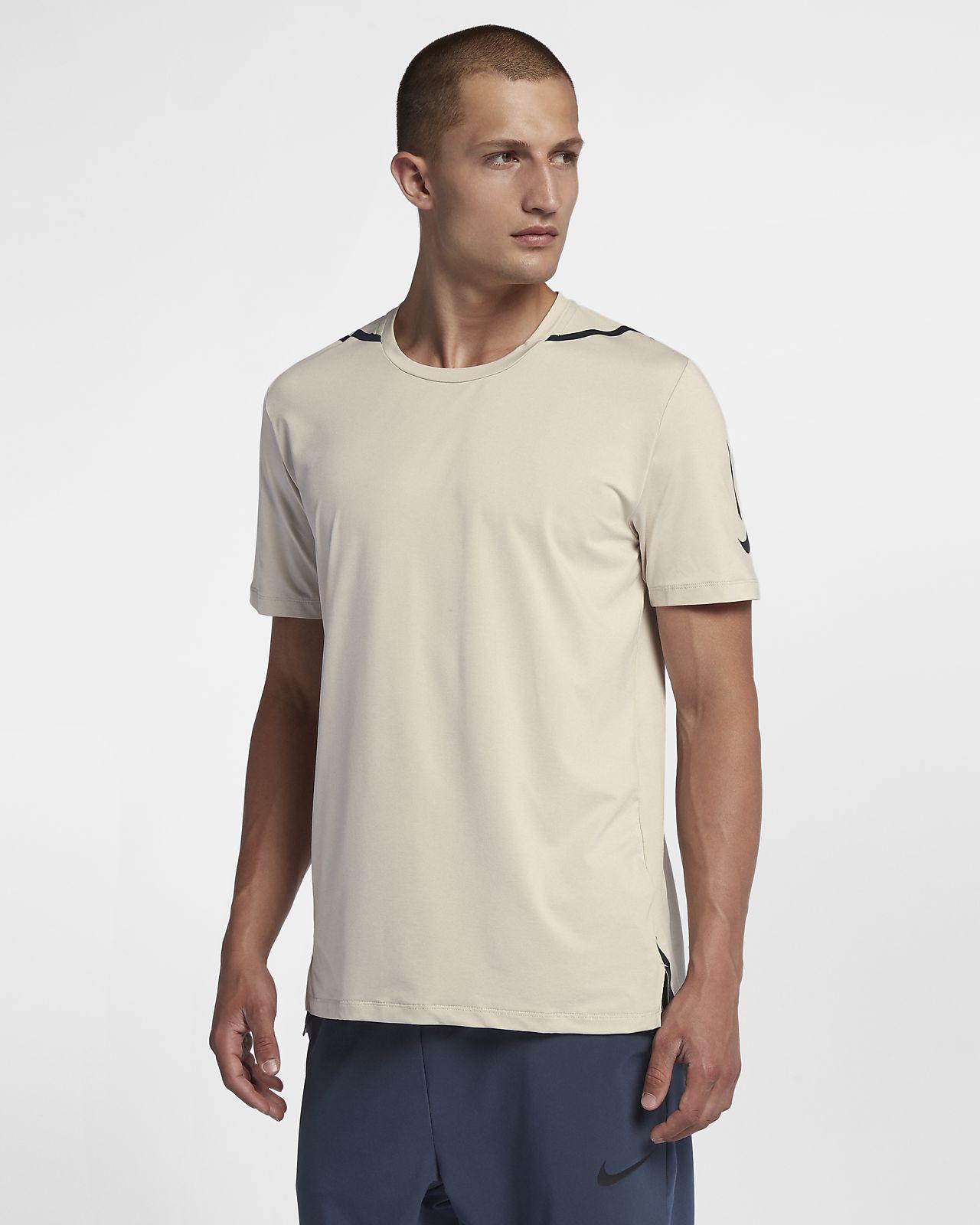 Haut de training à manches courtes Nike Dri-FIT Premium pour Homme