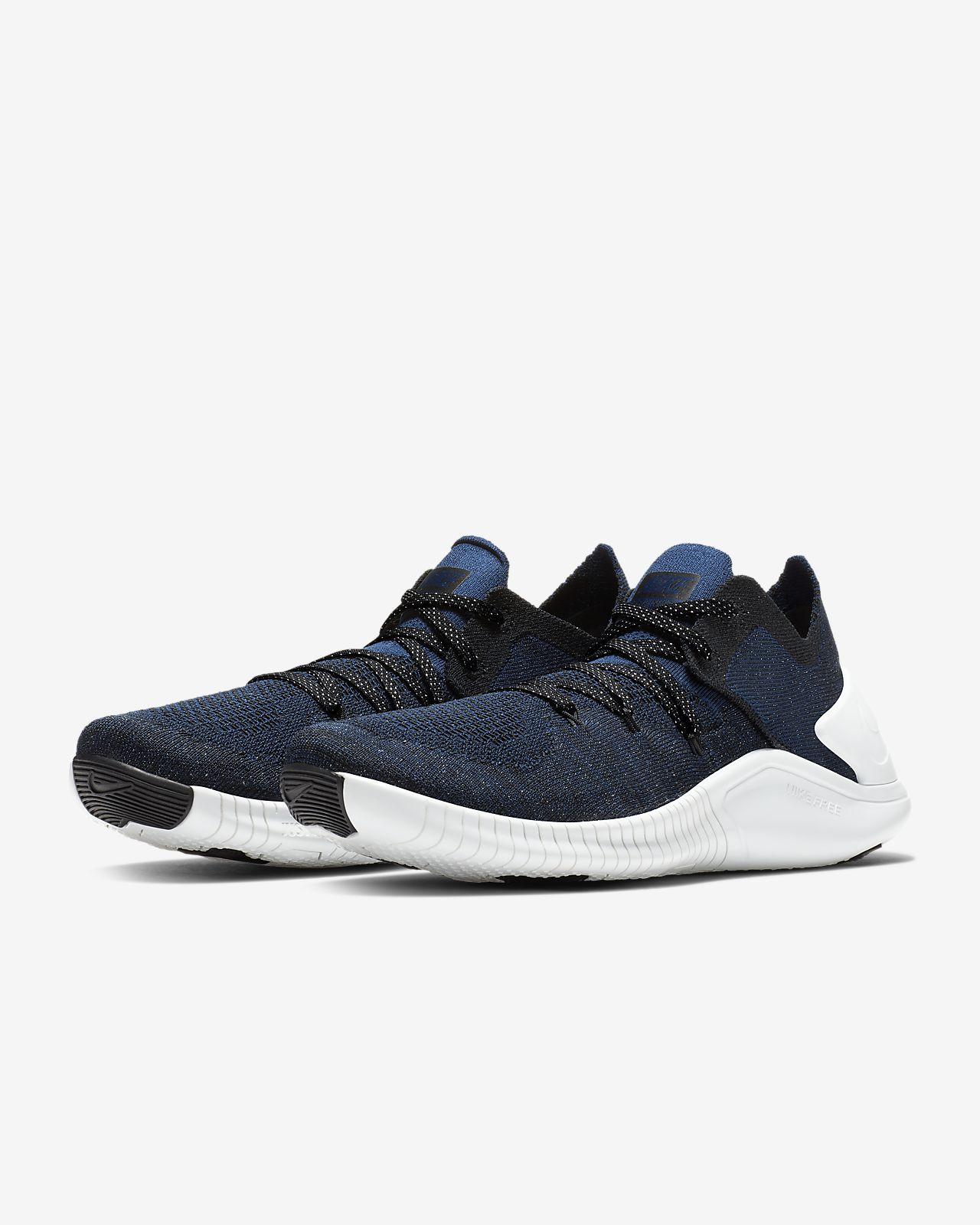 huge discount b5ec1 0cb1c ... Nike Free TR Flyknit 3 Metallic Women s Training Shoe