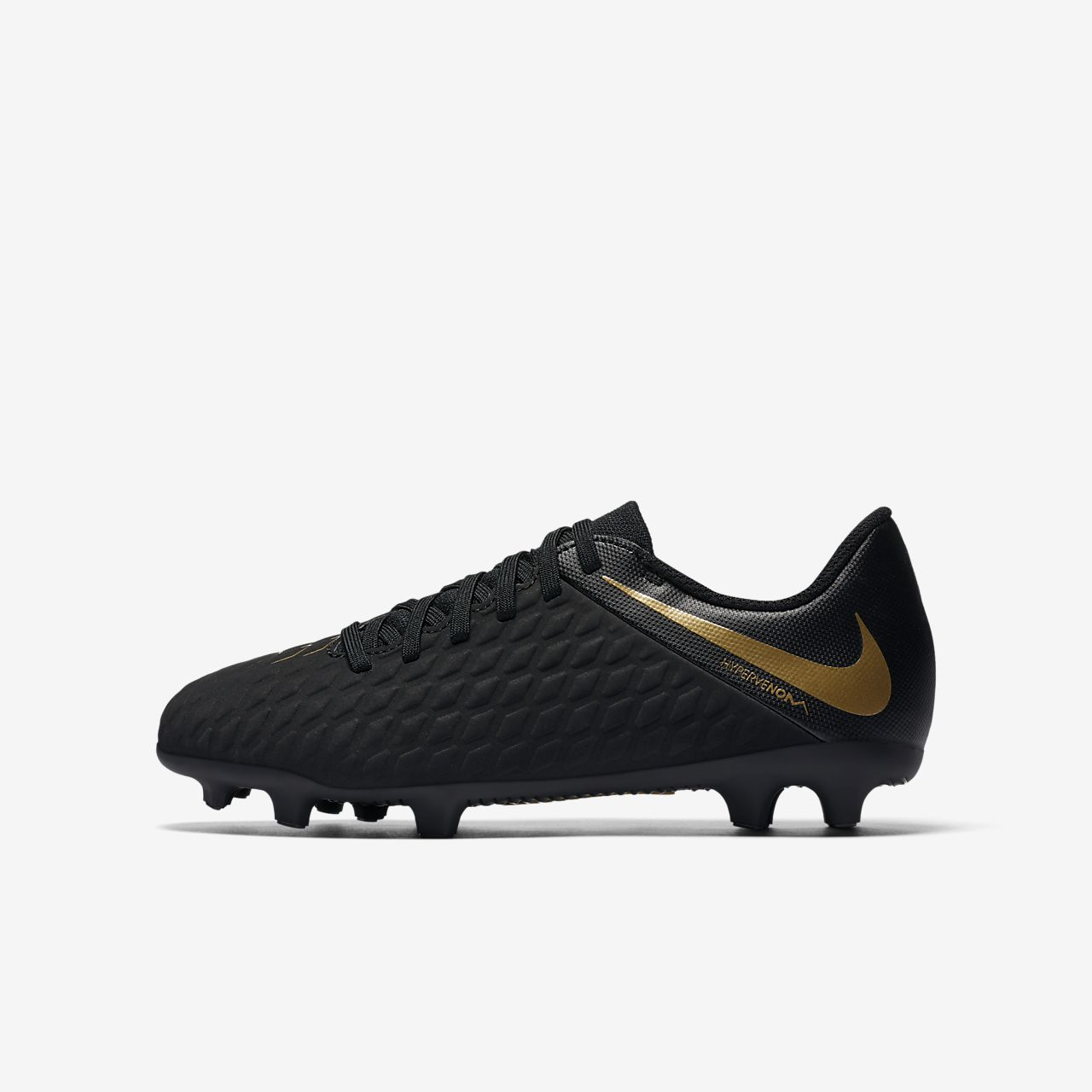 ... Nike Jr. Hypervenom Phantom III Club Firm-Ground Little/Big Kids' Soccer