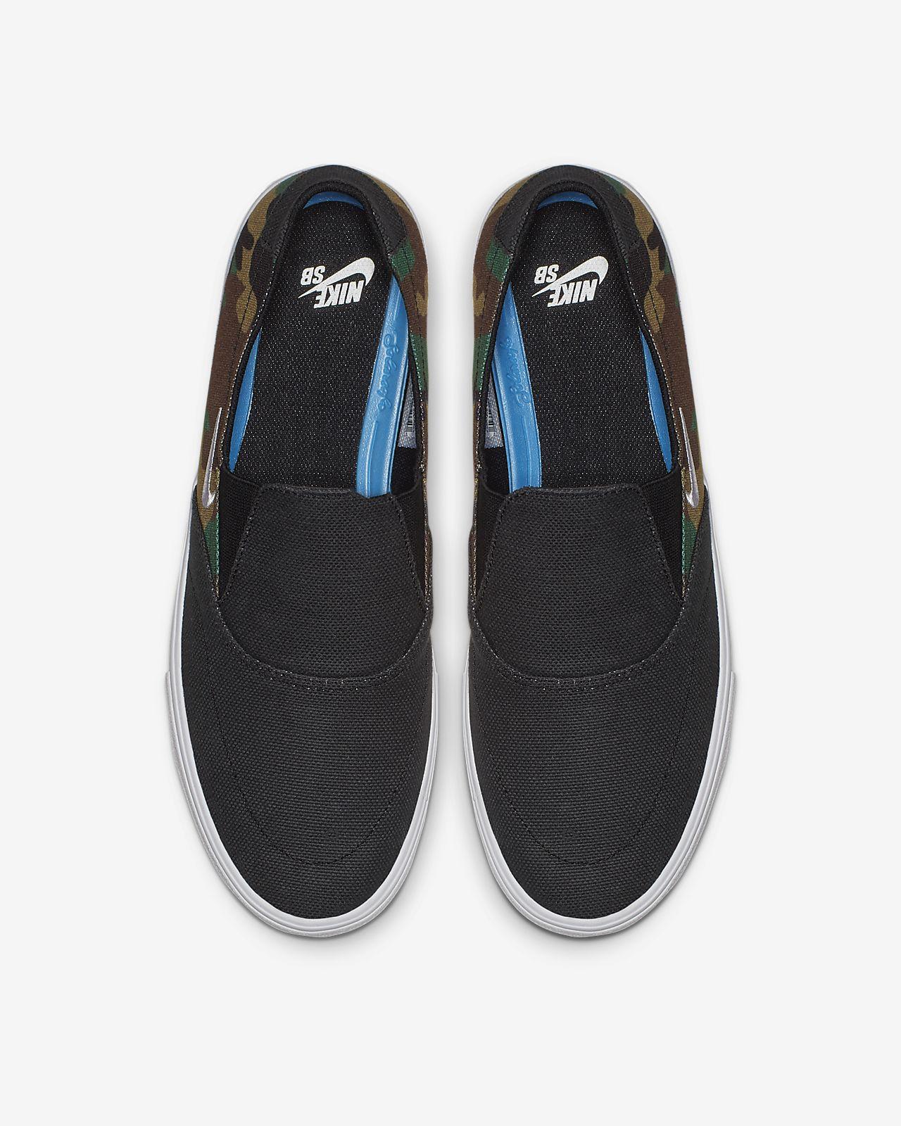 03fca164e0de9a Nike SB Portmore II Solarsoft Slip-on Men s Skateboarding Shoe. Nike ...