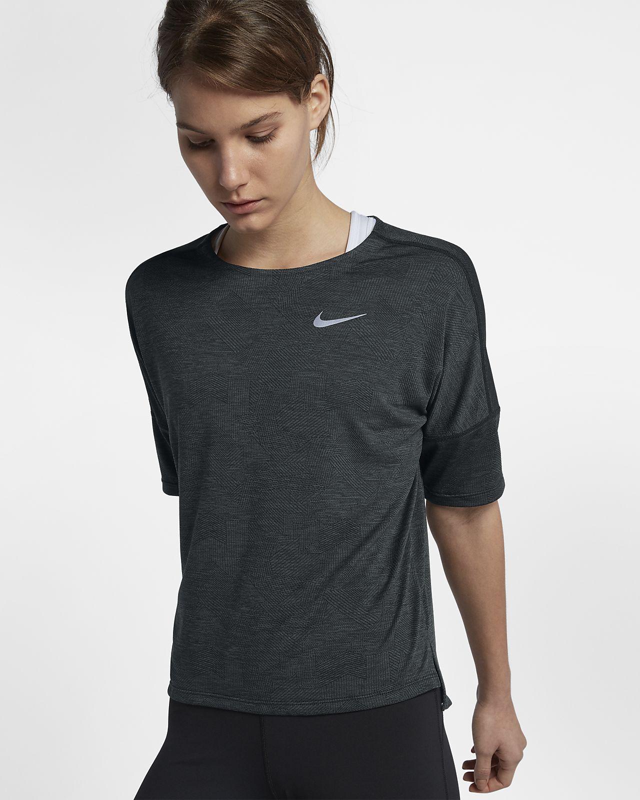 Running Fit Corta Manga Nike Dri Mujer Medalist De Camiseta qx5qX0wR