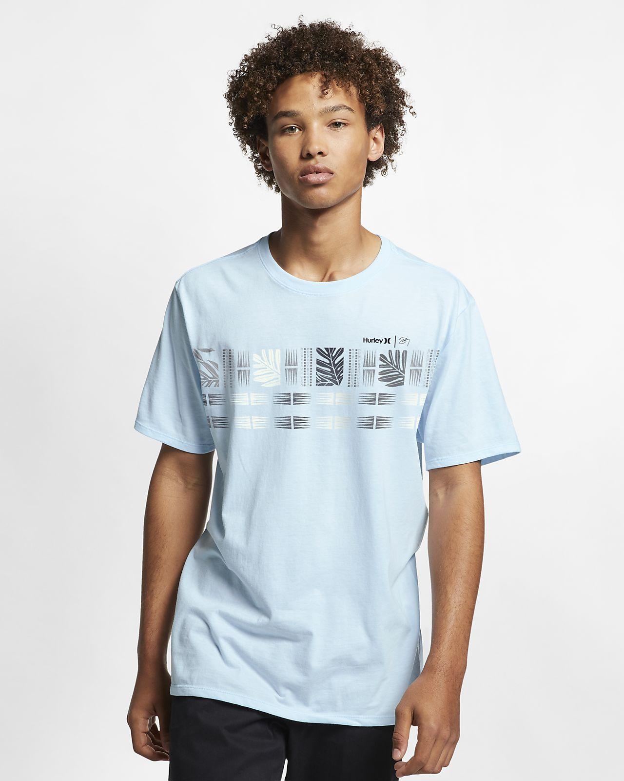 T-shirt Hurley Sig Zane Maloulu - Uomo