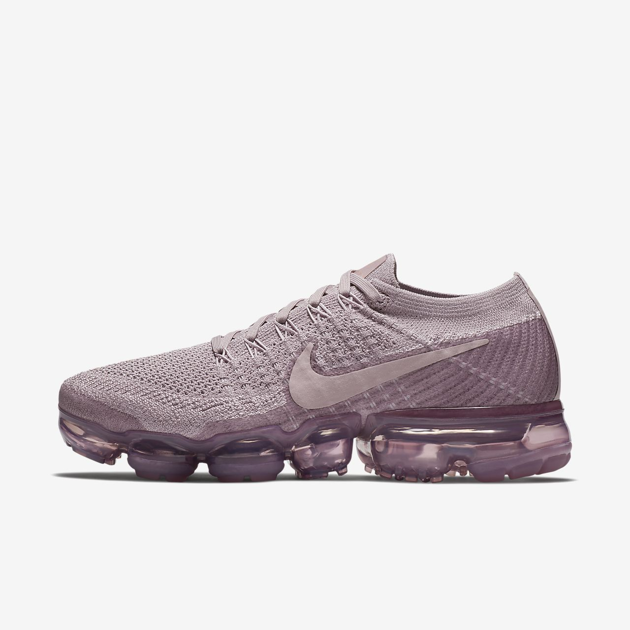 Dazzling Nike Air VaporMax Violet Dust Plum Fog 849557 500 Women's Running Shoes 849557 500