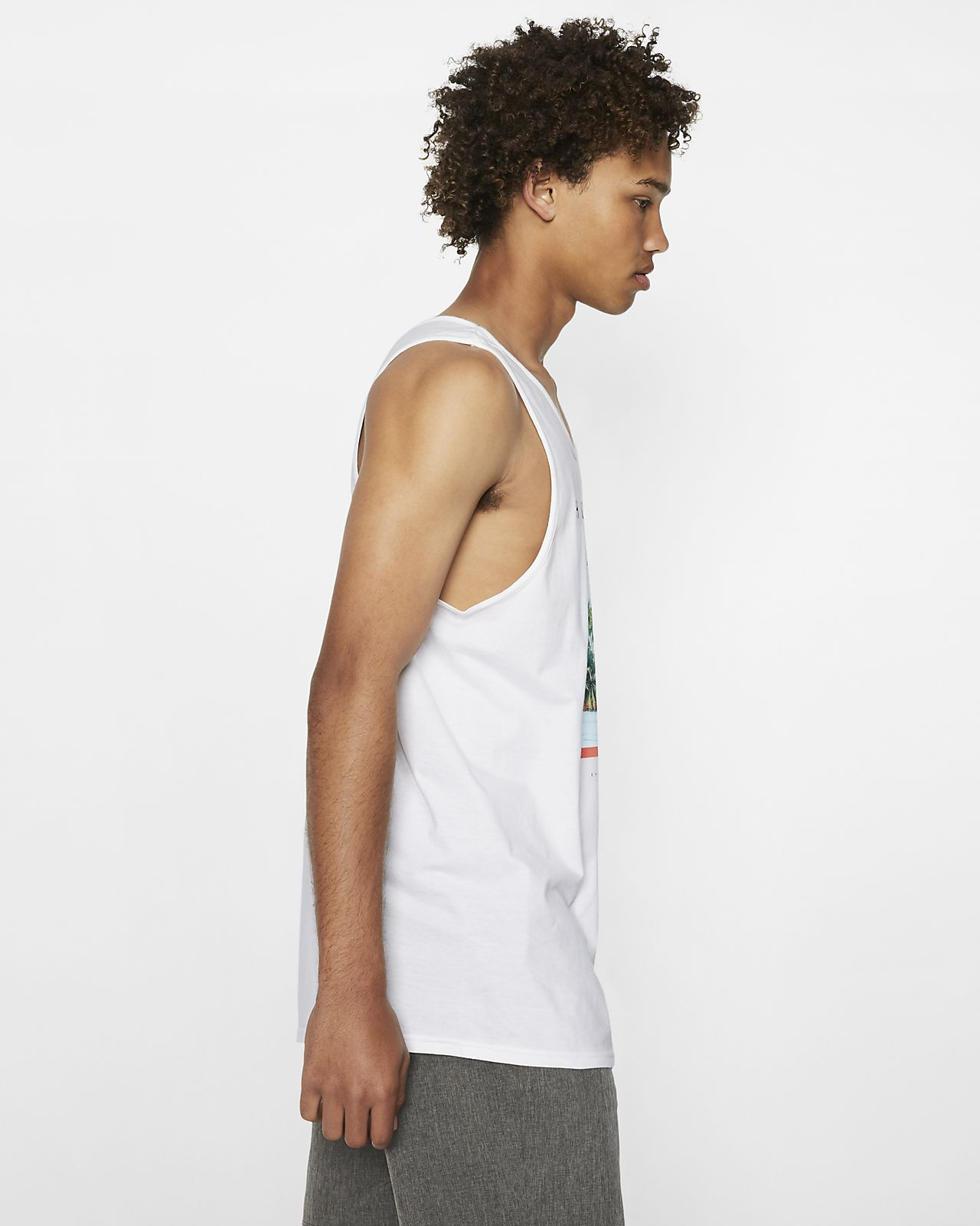 Shoreline Camiseta De Tirantes Premium Para Hombre Hurley PkuXZi