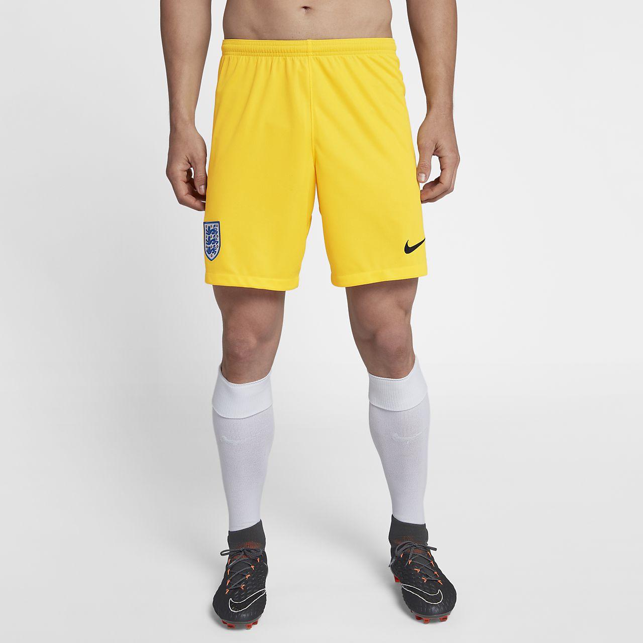 2018 England Stadium Goalkeeper Pantalón corto de fútbol - Hombre