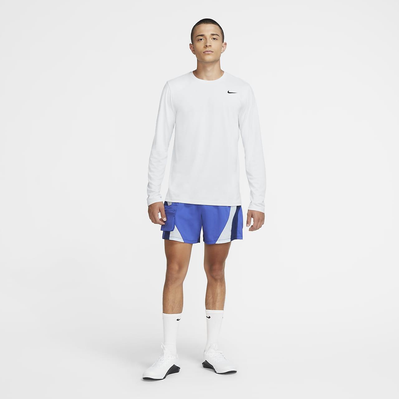 1cbf37b6 Nike Dri-FIT Legend 2.0 Men's Long-Sleeve Training Top. Nike.com