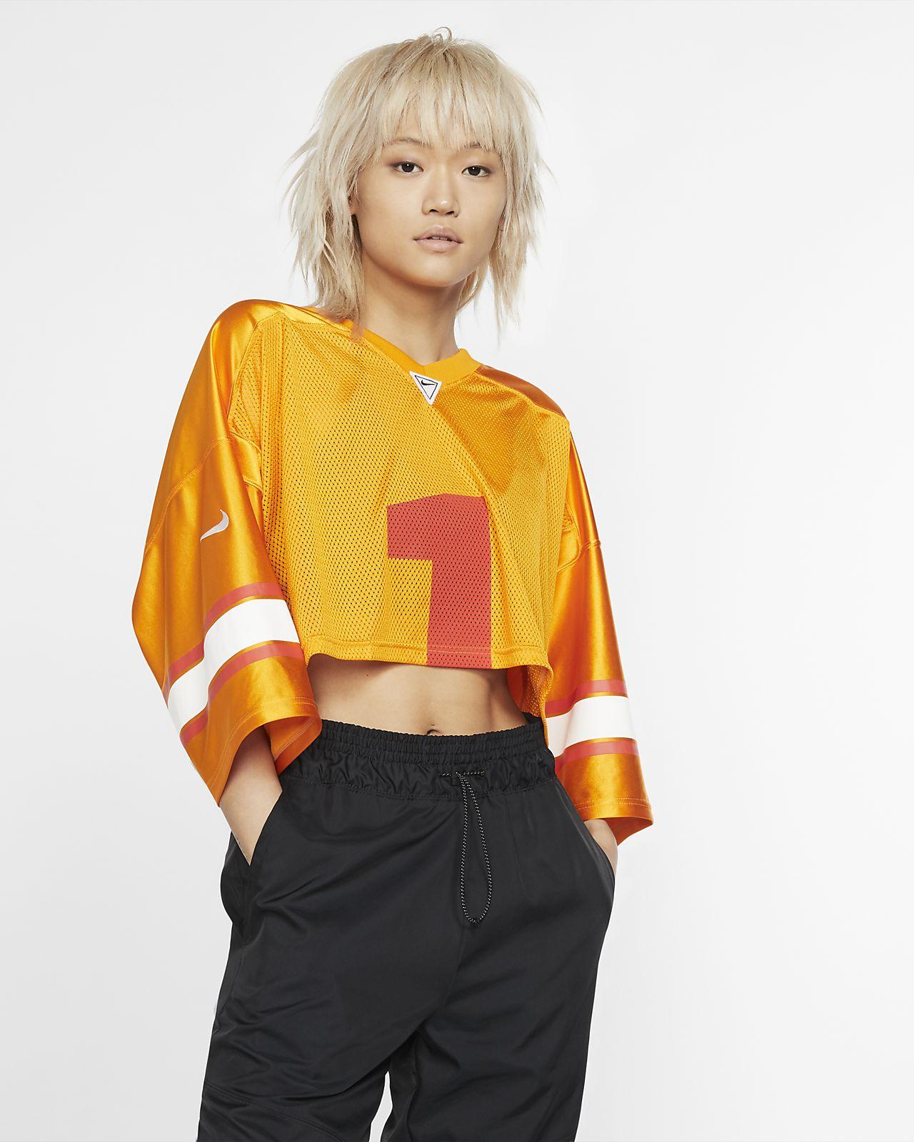Haut de football NikeLab Collection pour Femme