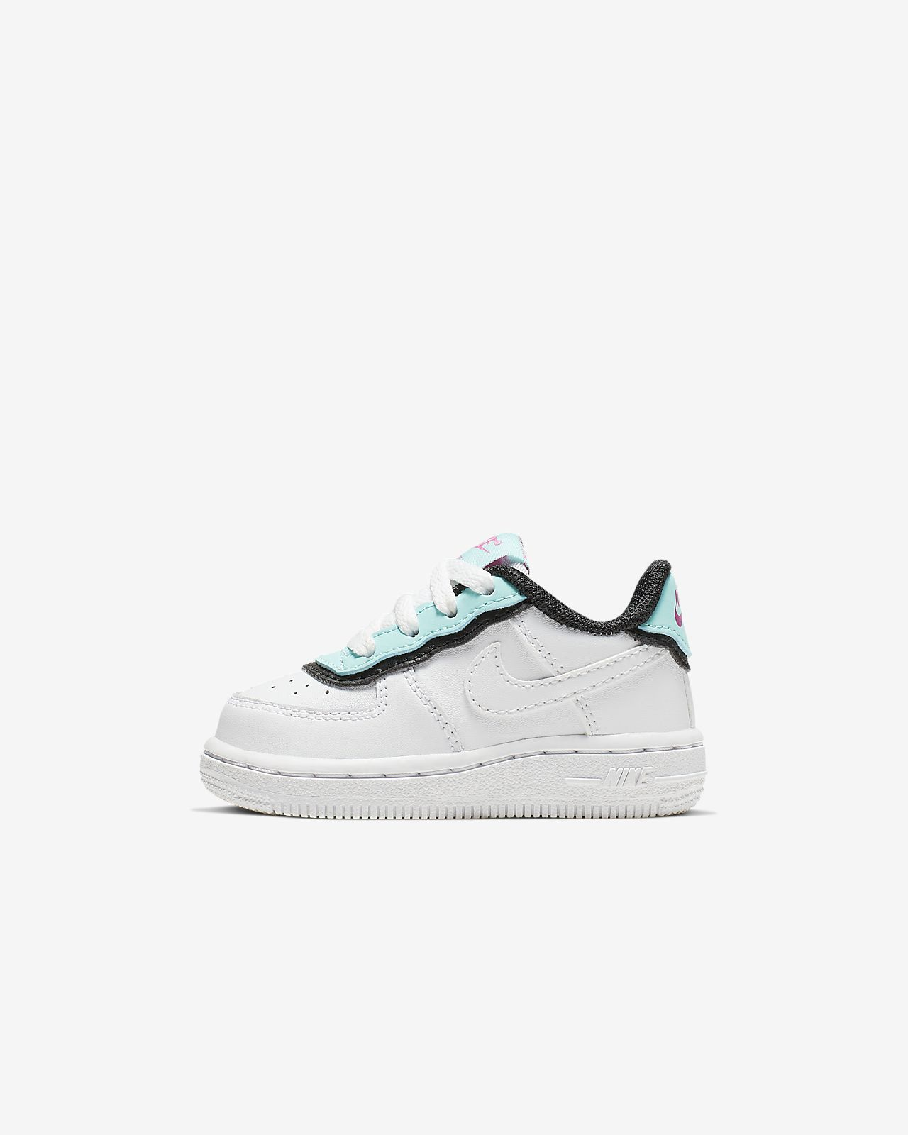 Nike Force 1 LV8 1 DBL Baby/Toddler Shoe