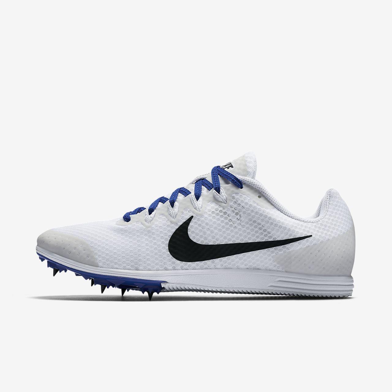 ... Chaussure de course longue distance à pointes mixte Nike Zoom Rival D 9