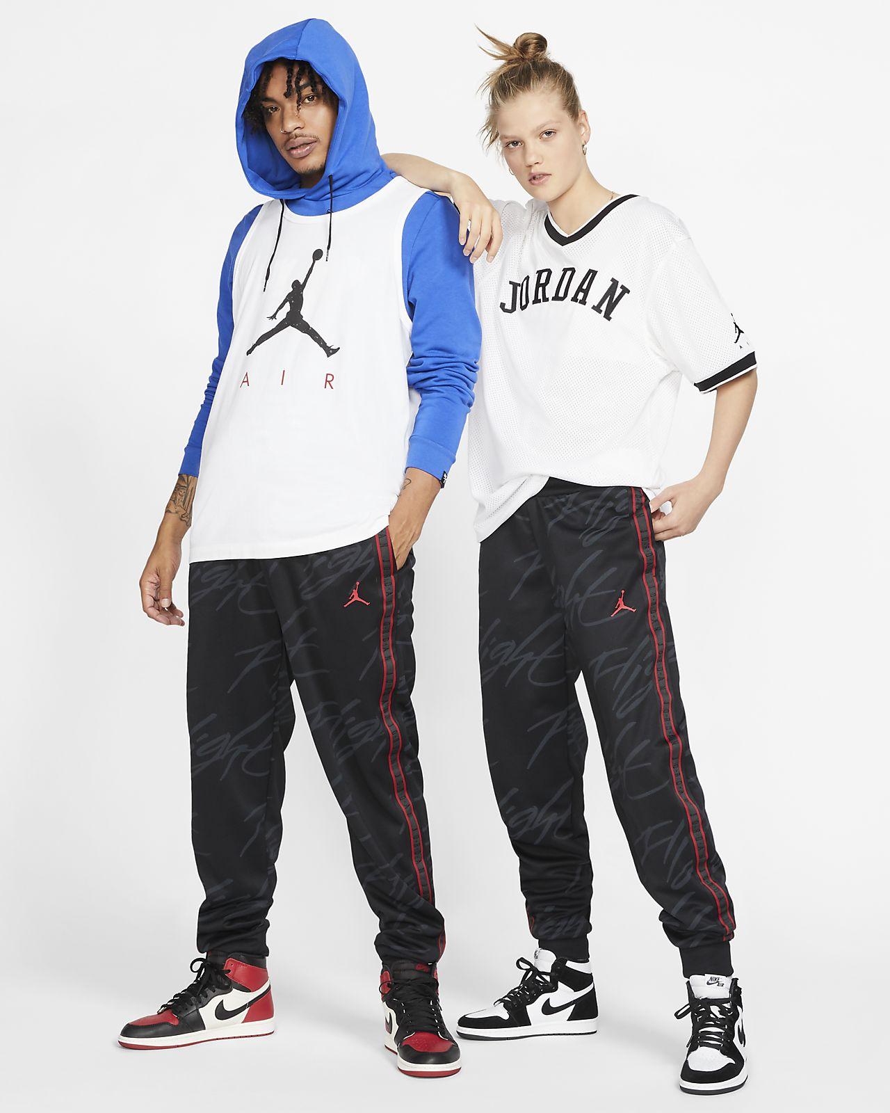 Jordan Jumpman Tricot Graphic Trousers