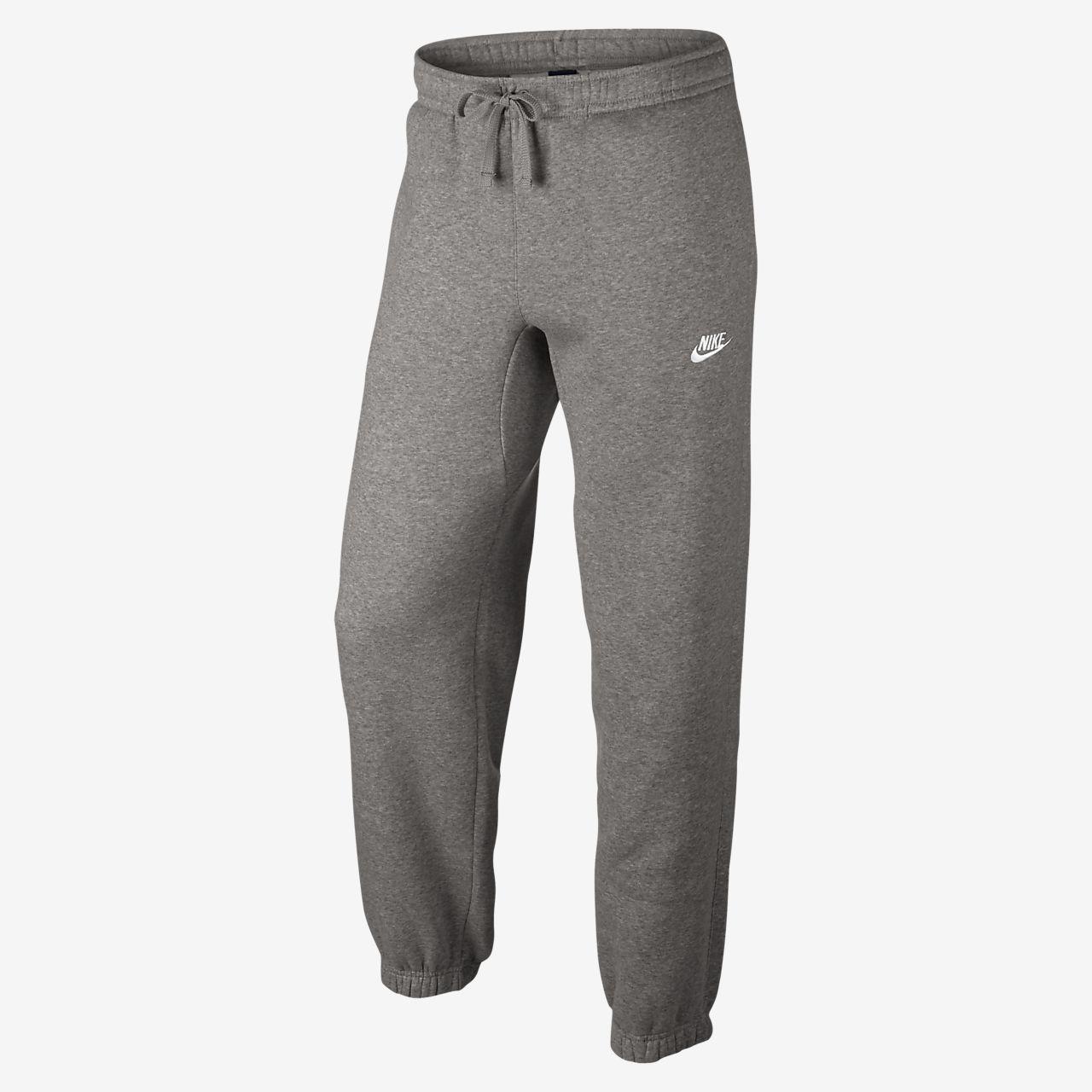 Spodnie męskie o standardowym kroju Nike Sportswear