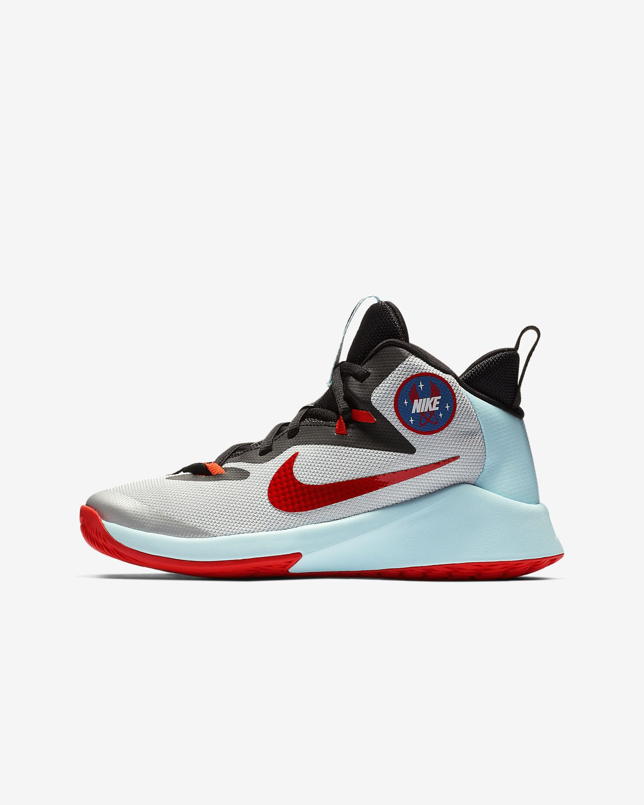 12c22e27b428 Nike Future Court SD Little Big Kids  Basketball Shoe. Nike.com