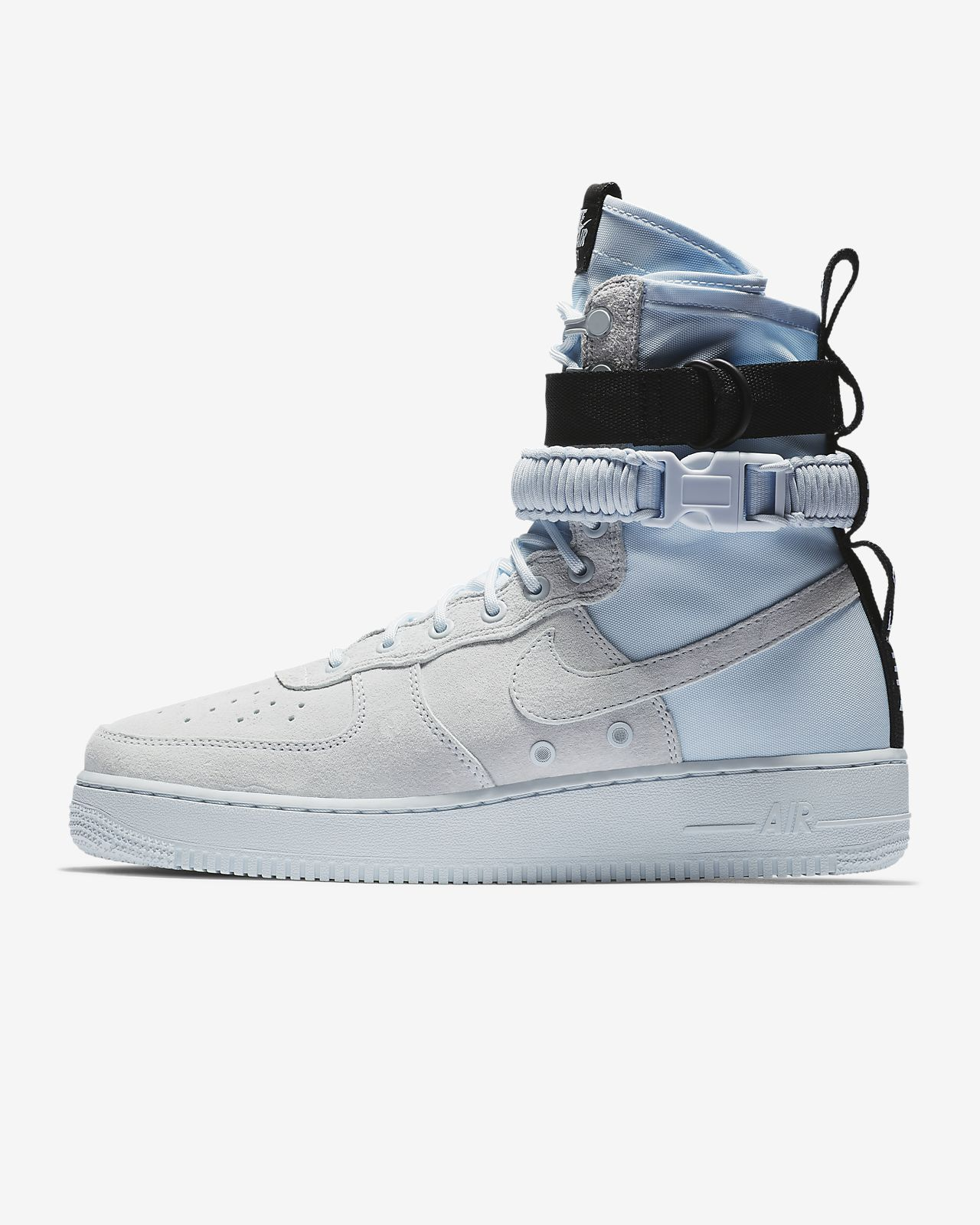 nike sf air force 1 high blue nz