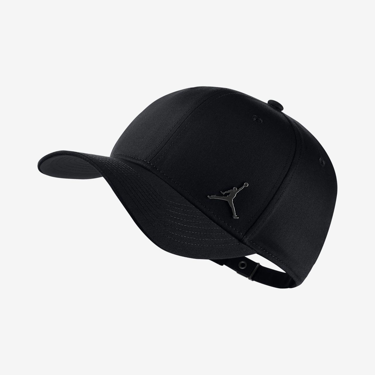 d7b4f972497 Jordan Classic99 Metal Jumpman Adjustable Hat. Nike.com LU