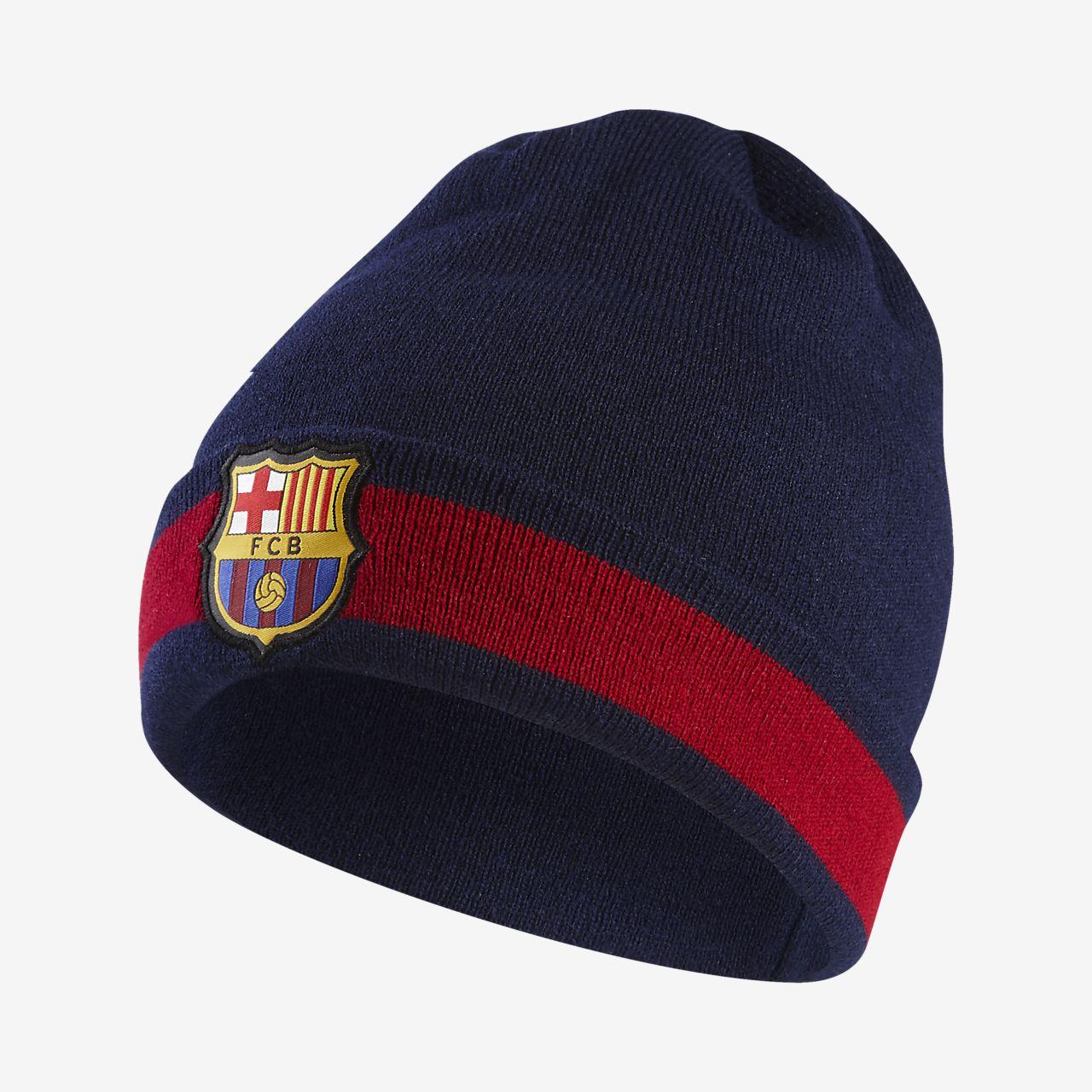 FC Barcelona Beanie. Nike.com GB a53709654b9