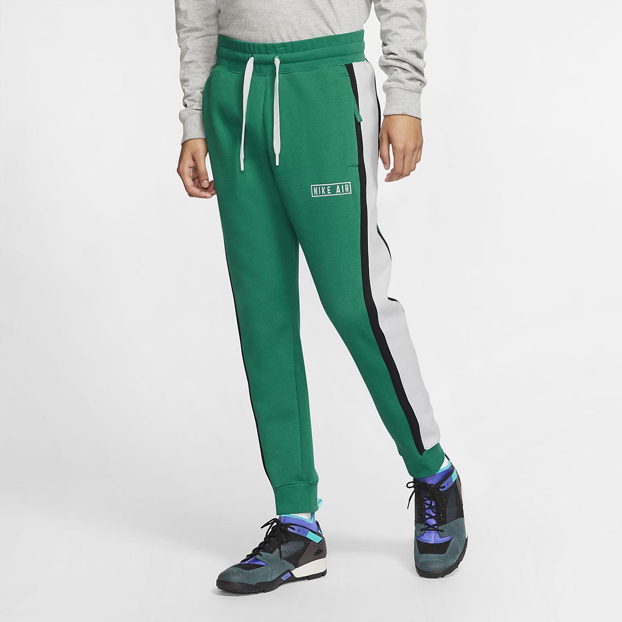 nike pantalon en tissu fleece nike sportswear pour homme