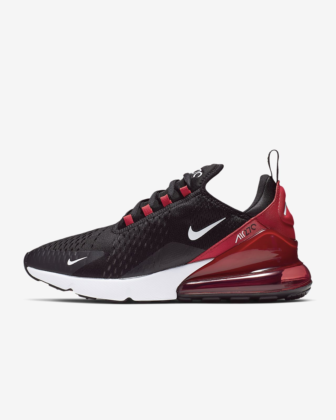 6a907faa74df nike air max 270 men s white and red Nike Air Max 270 Men s Shoe.
