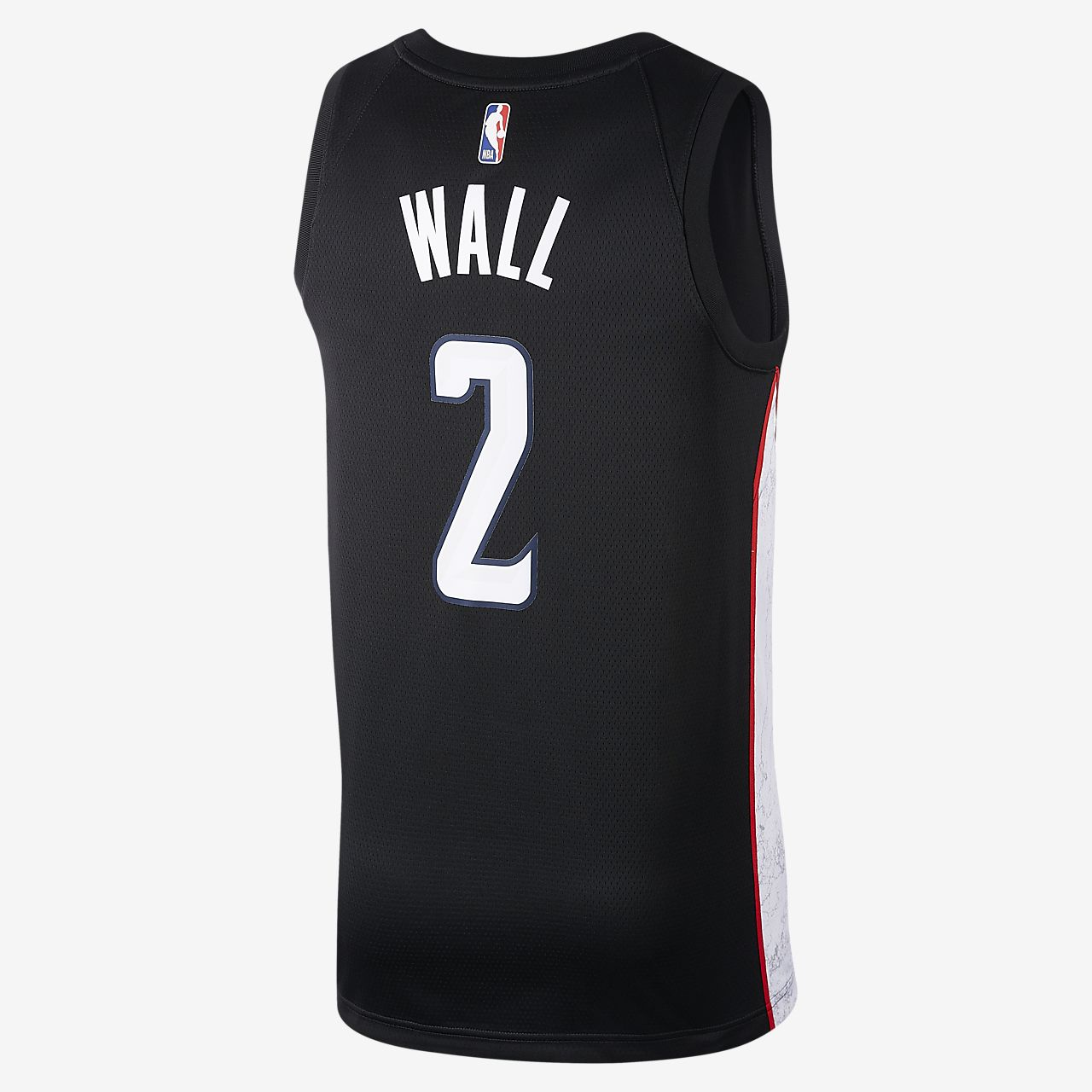 5e81ee020 ... John Wall City Edition Swingman (Washington Wizards) Men s Nike NBA  Connected Jersey