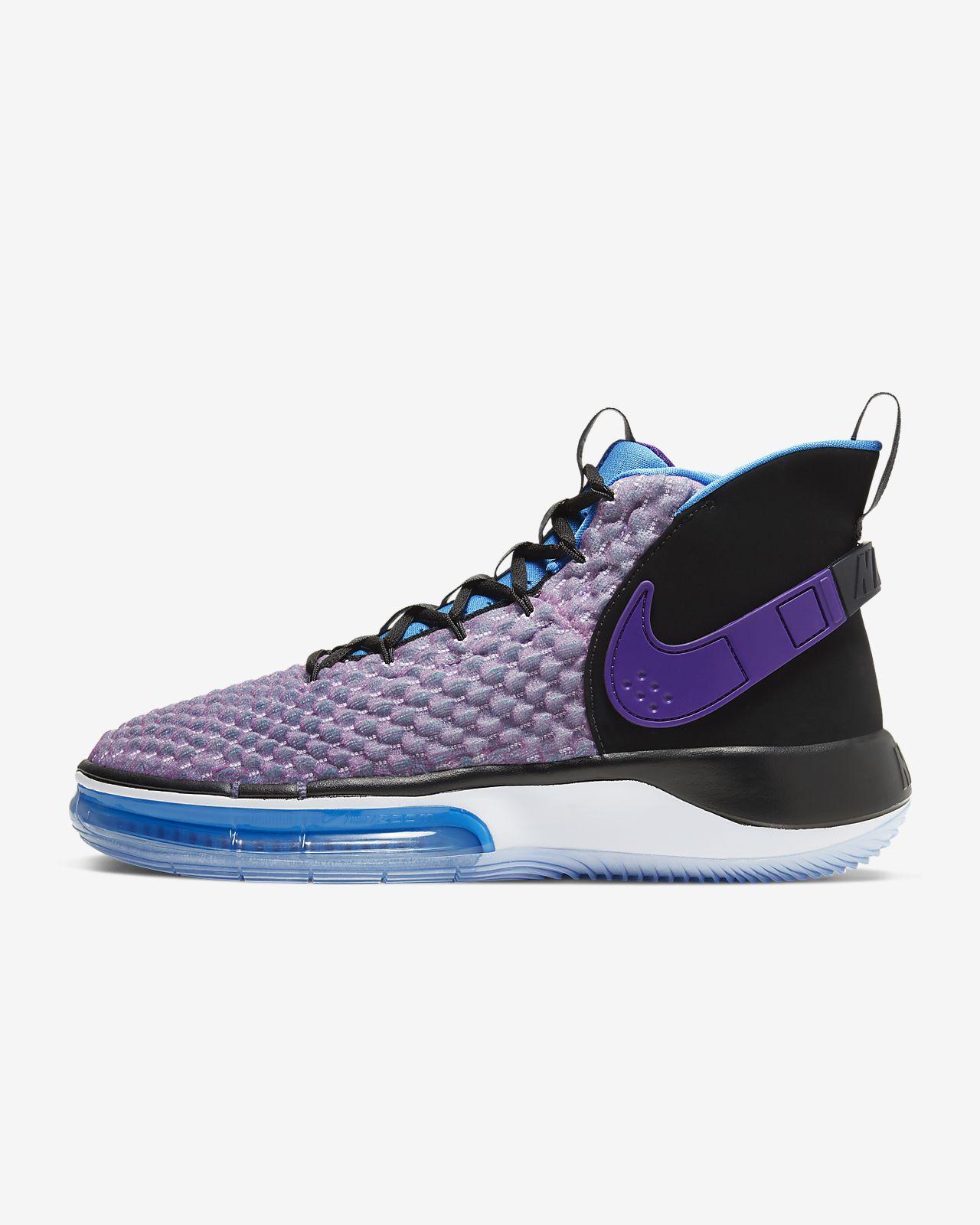 รองเท้าบาสเก็ตบอล Nike AlphaDunk